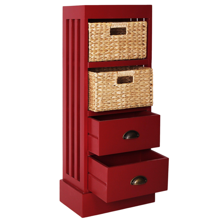 Gallerie decor nantucket 4 drawer chest reviews for Nantucket decor