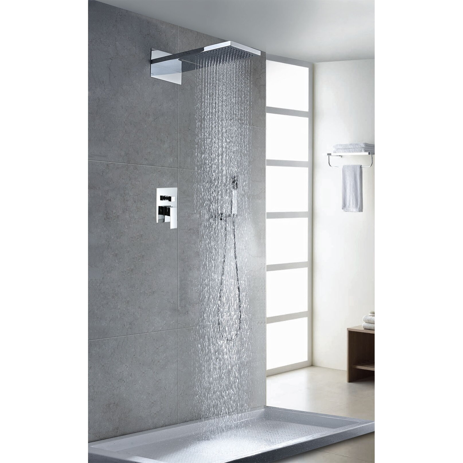 sumerain contemporary modern shower faucet reviews