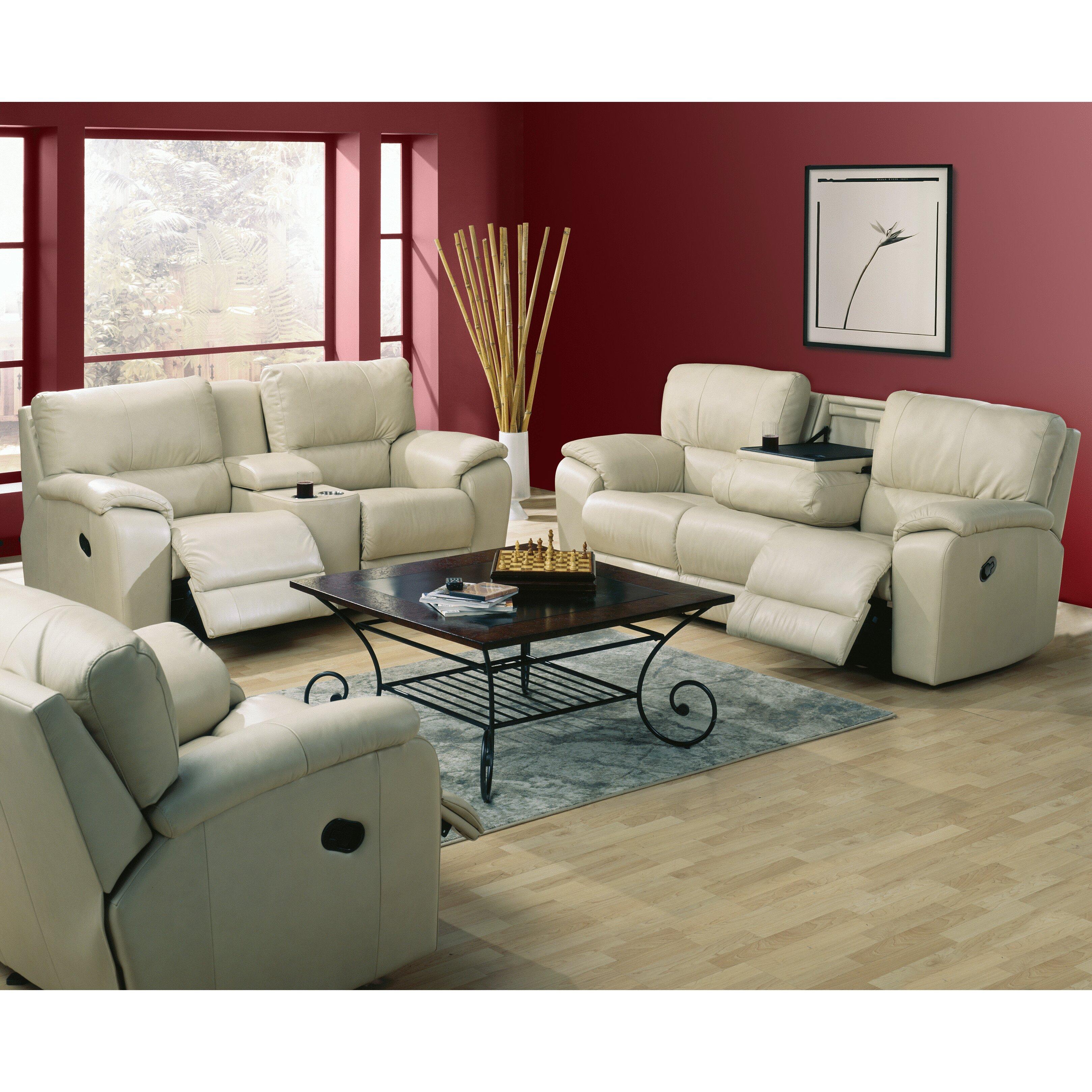 Palliser Leather Reclining Sofa Reviews: Palliser Furniture Shields Reclining Loveseat & Reviews