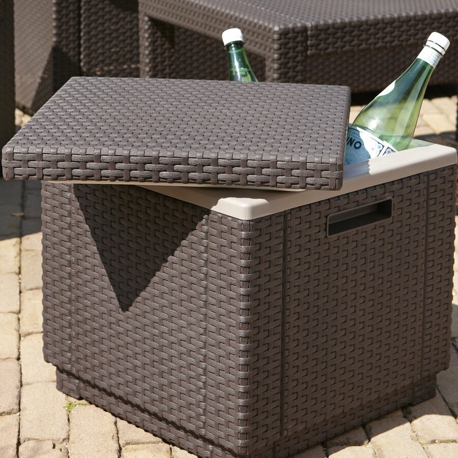 SunTime Outdoor Living Ice Cube Cooler & Reviews | Wayfair on Suntime Outdoor Living id=11510