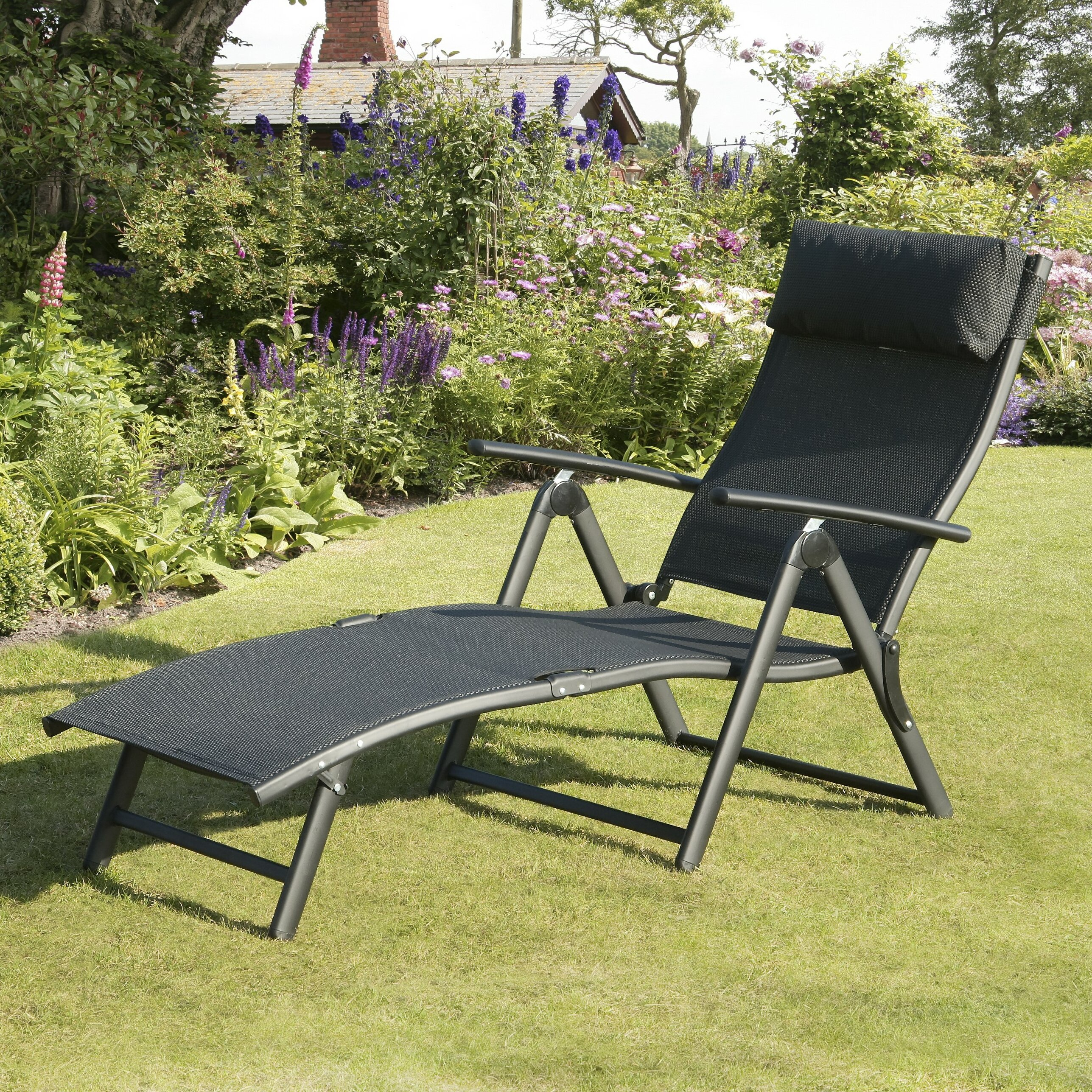 SunTime Outdoor Living Havana Chaise Lounge & Reviews ... on Outdoor Living Lounge id=99968