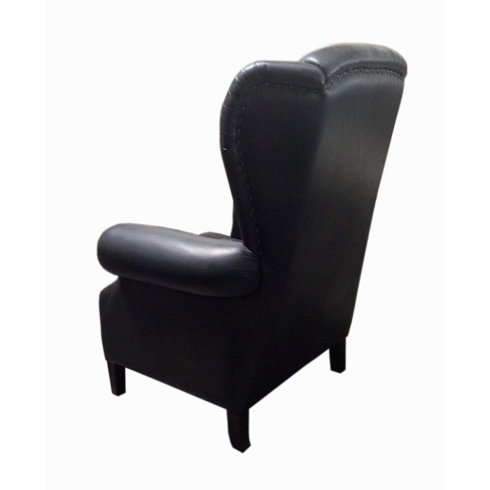 d collection wingback arm chair wayfair