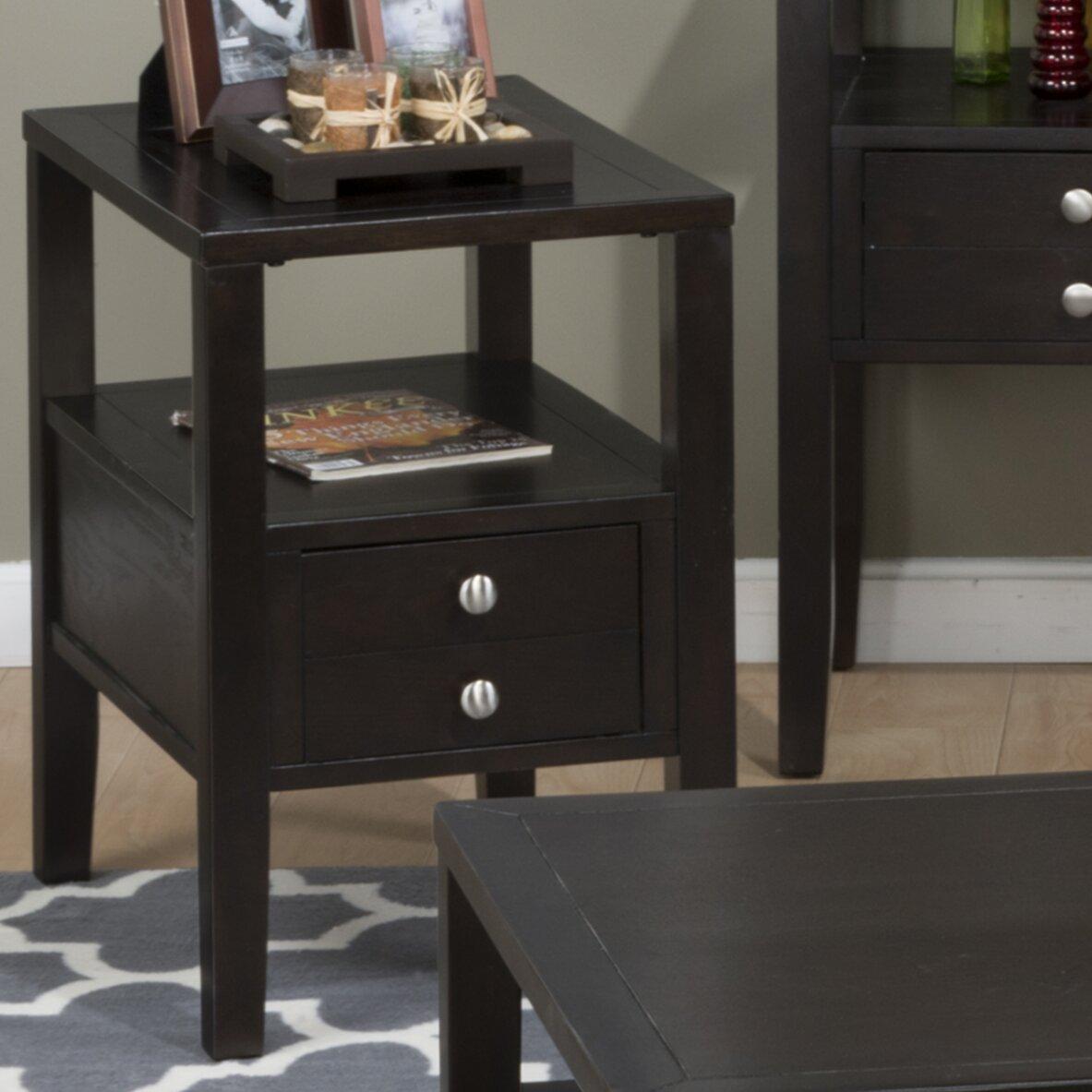 Jofran Hamilton Coffee Table Set & Reviews