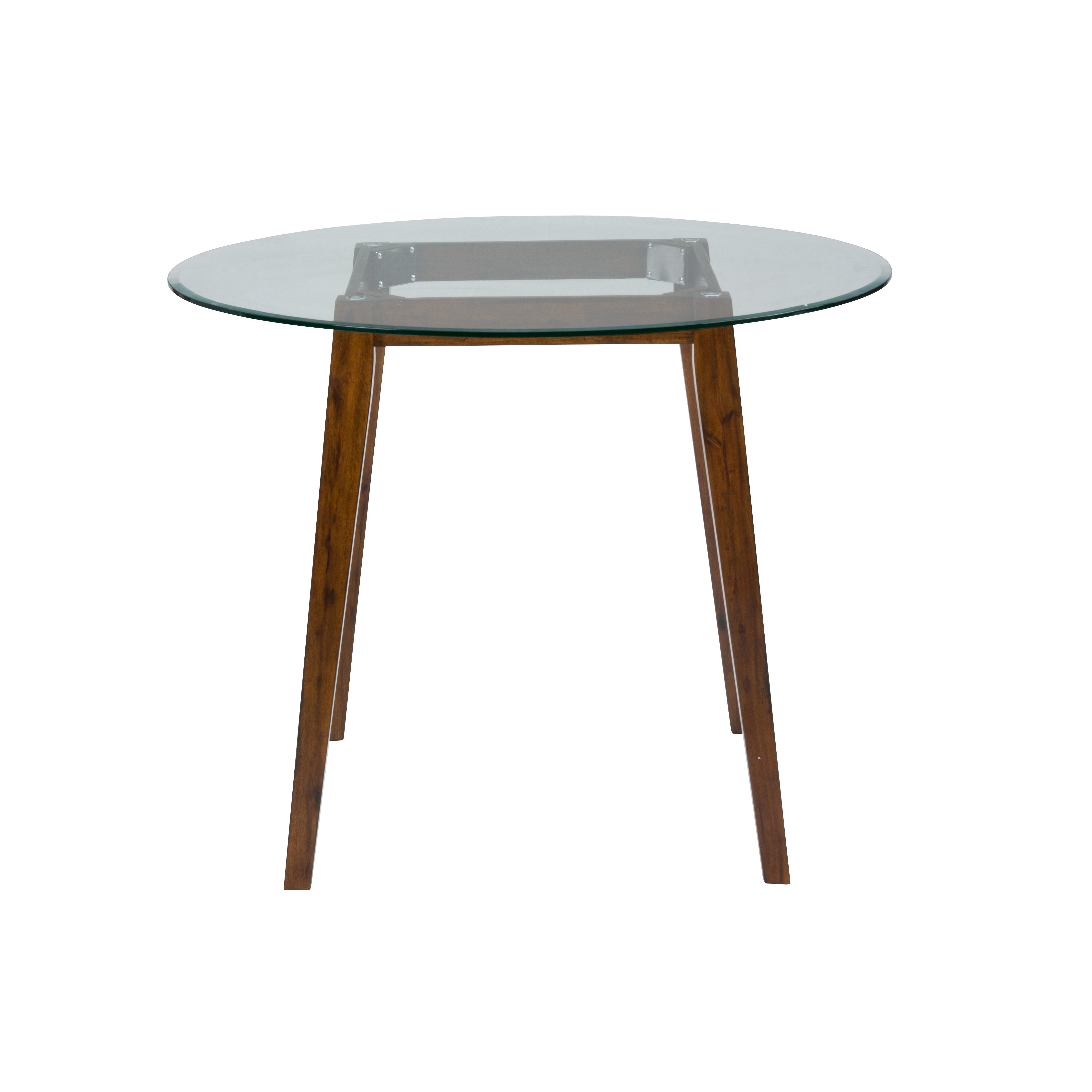 Jofran plantation counter height dining table wayfair - Dining table size for ...
