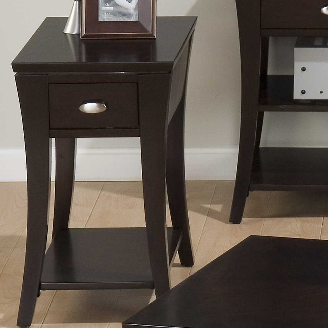 Jofran Double Header Mobile Coffee Table Set & Reviews