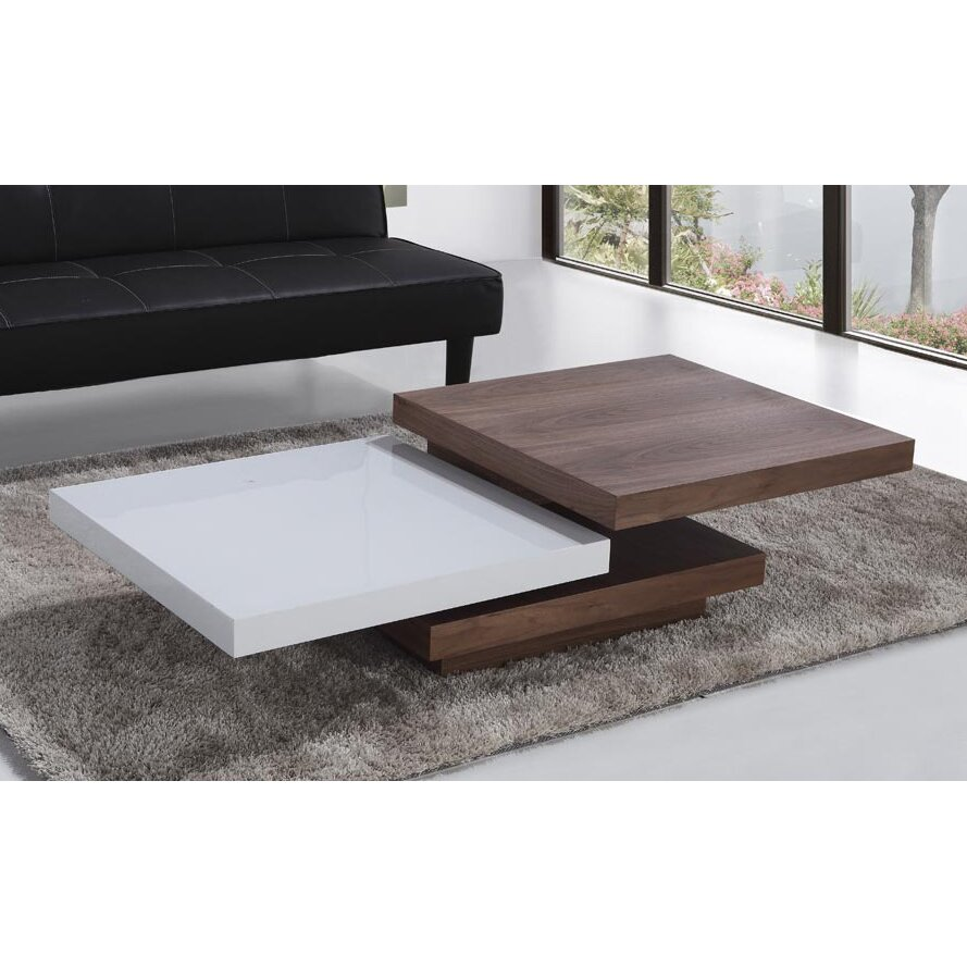 Beliani Aveiro Designer Coffee Table Wayfair