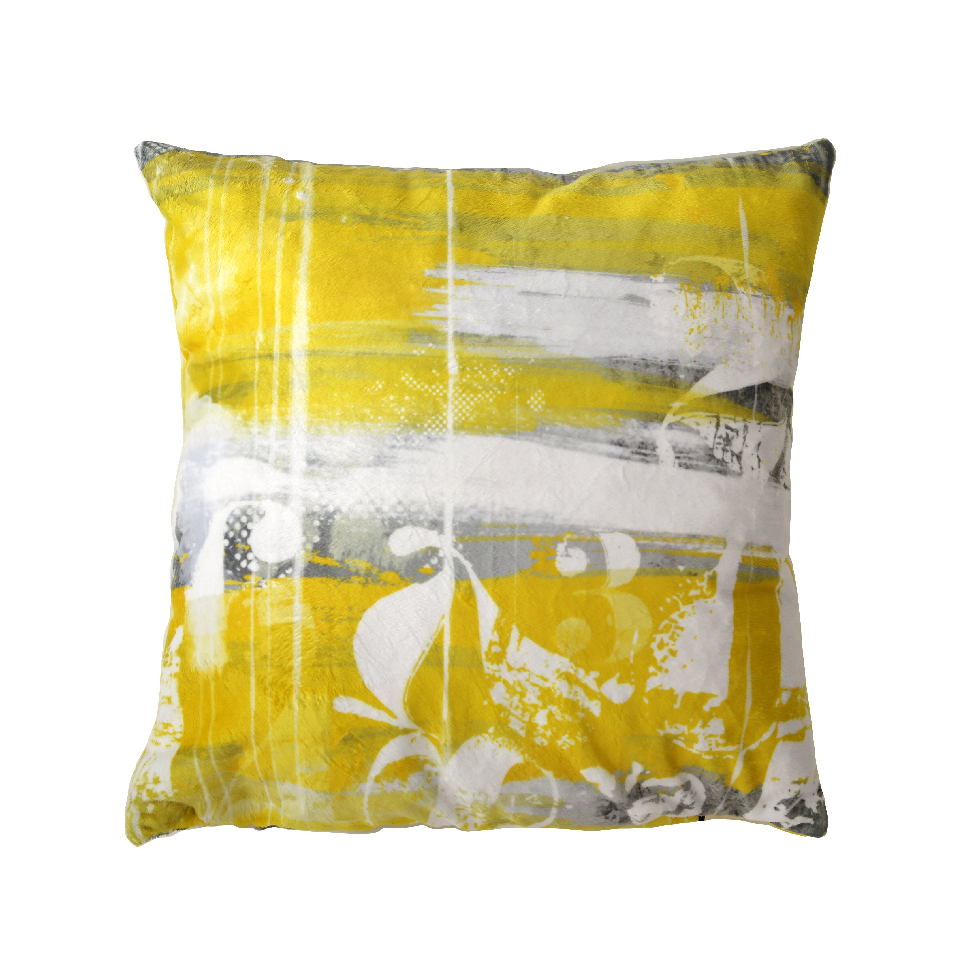 Throw Pillows With Numbers On Them : Maxwell Dickson Number Stacks Throw Pillow & Reviews Wayfair