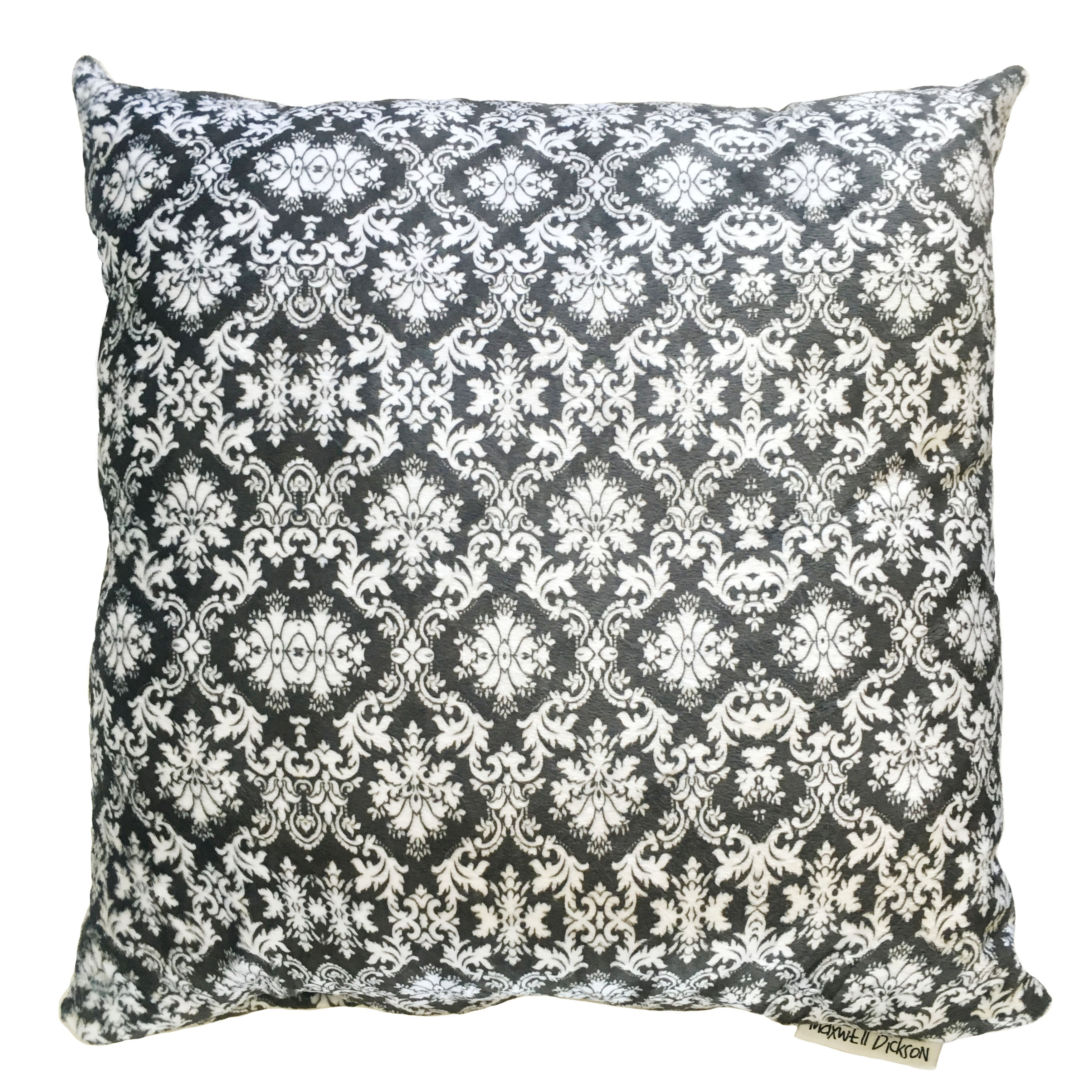 Maxwell Dickson Floral Throw Pillow Wayfair