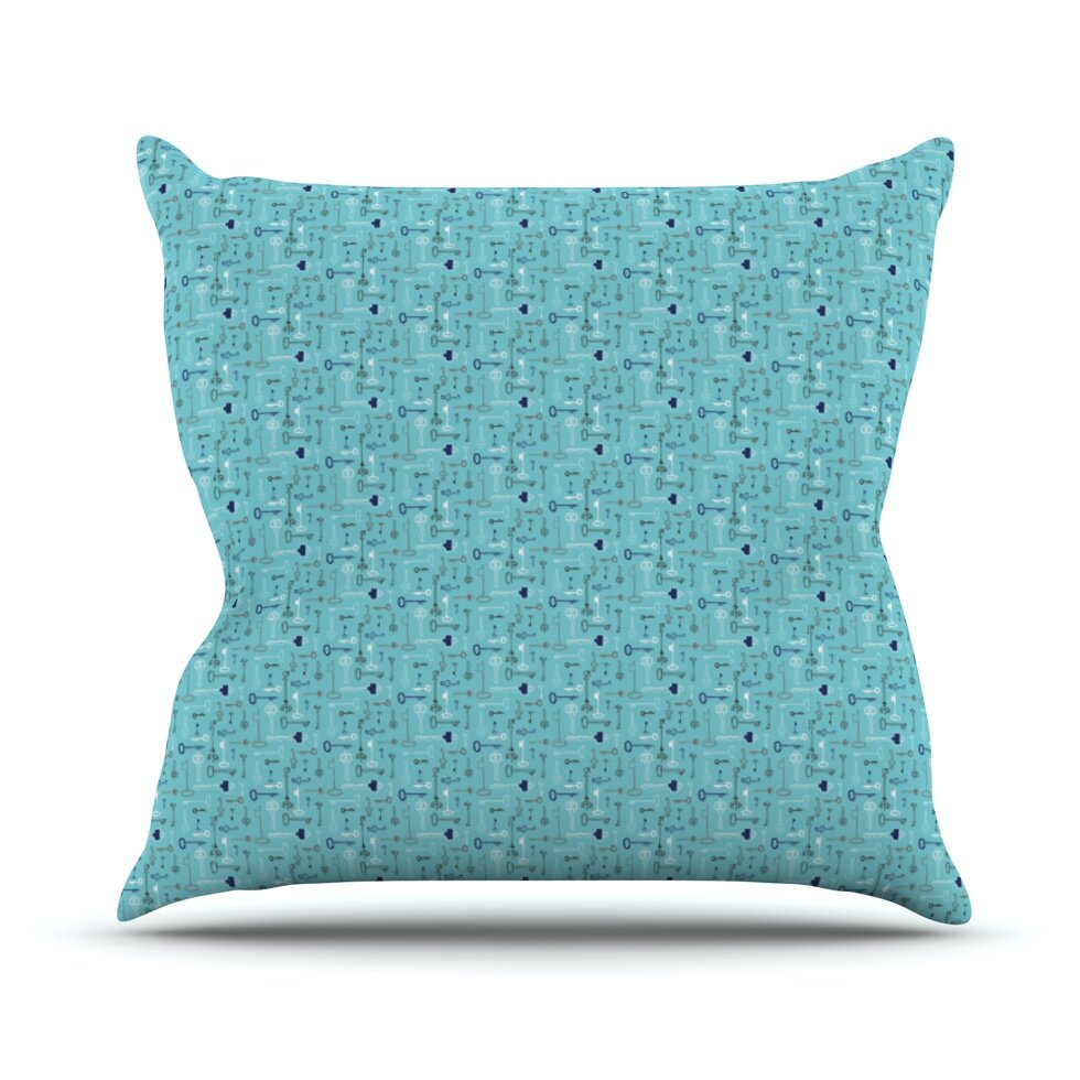 KESS InHouse Throw Pillow Wayfair
