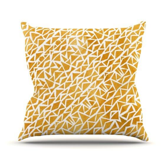 KESS InHouse Tribal Origin Throw Pillow Wayfair