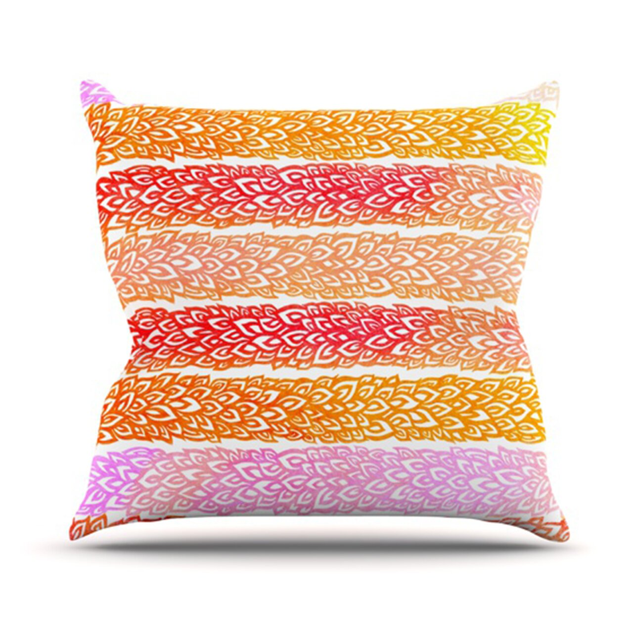 Decorative Pillow Wayfair : KESS InHouse Throw Pillow Wayfair