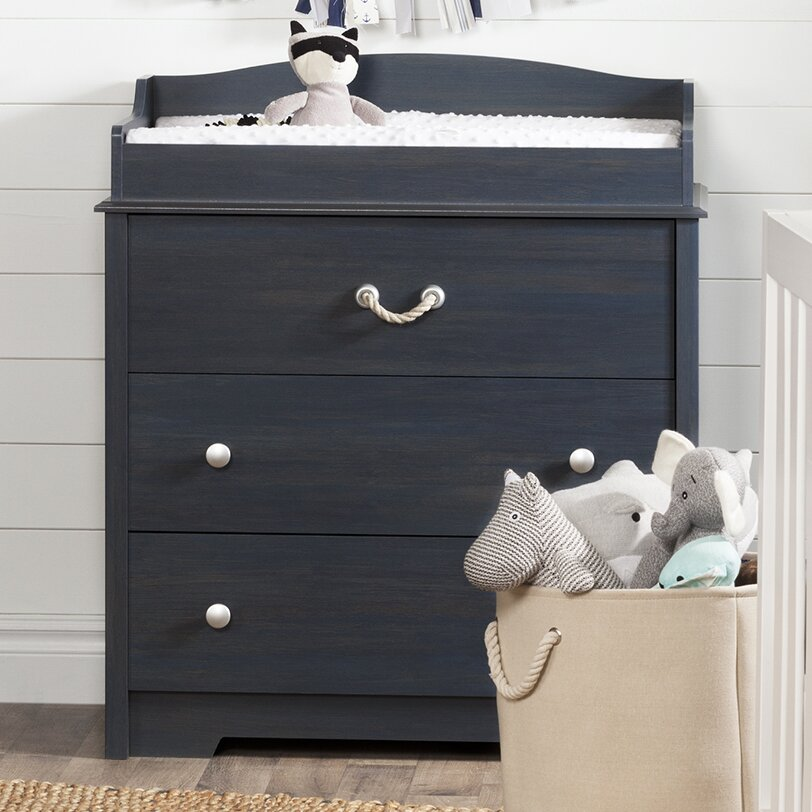 bedroom dresser drawers south shore aviron changing table amp reviews wayfair ca 10420