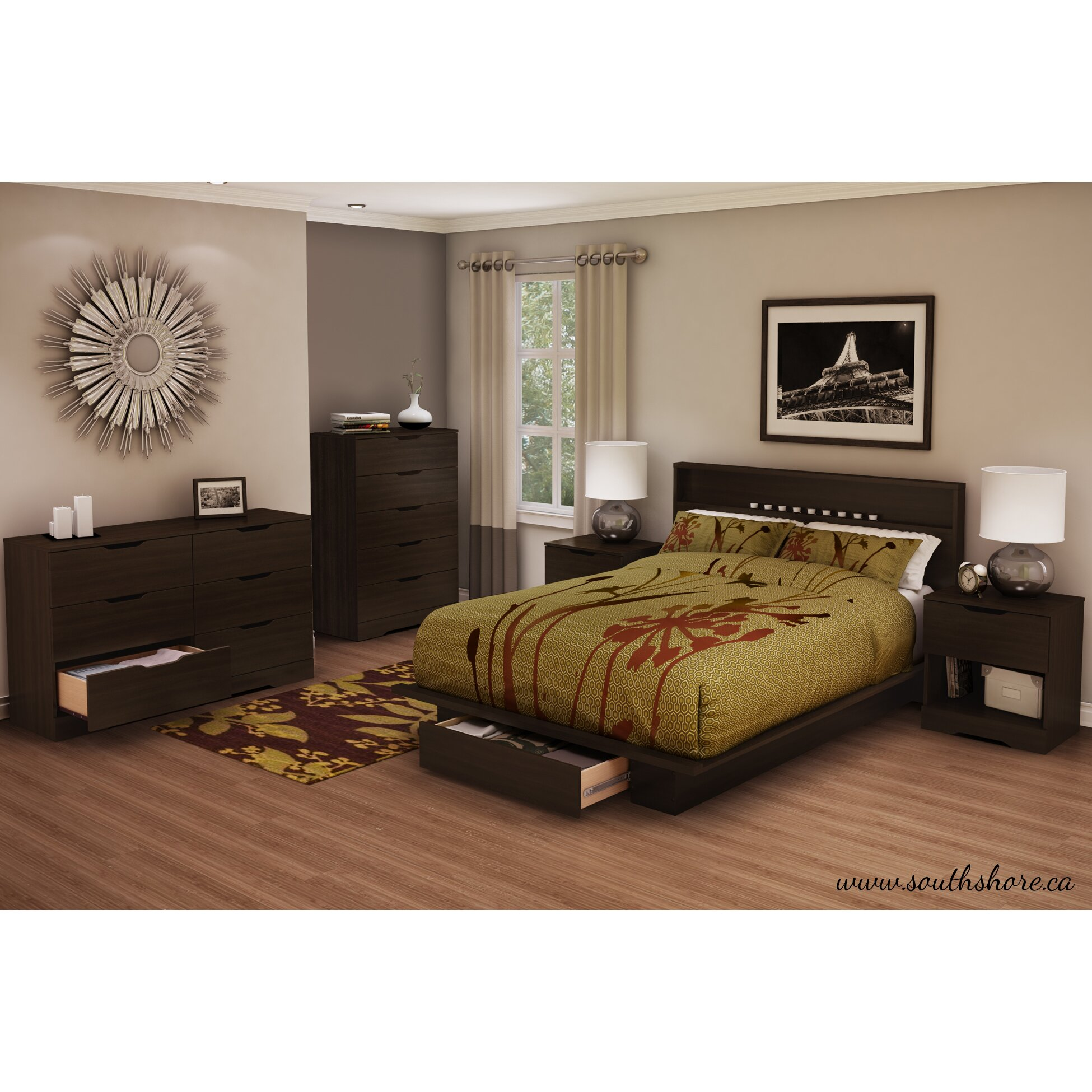 Furniture Bedroom Furniture Full Double Bedroom Sets South Shore