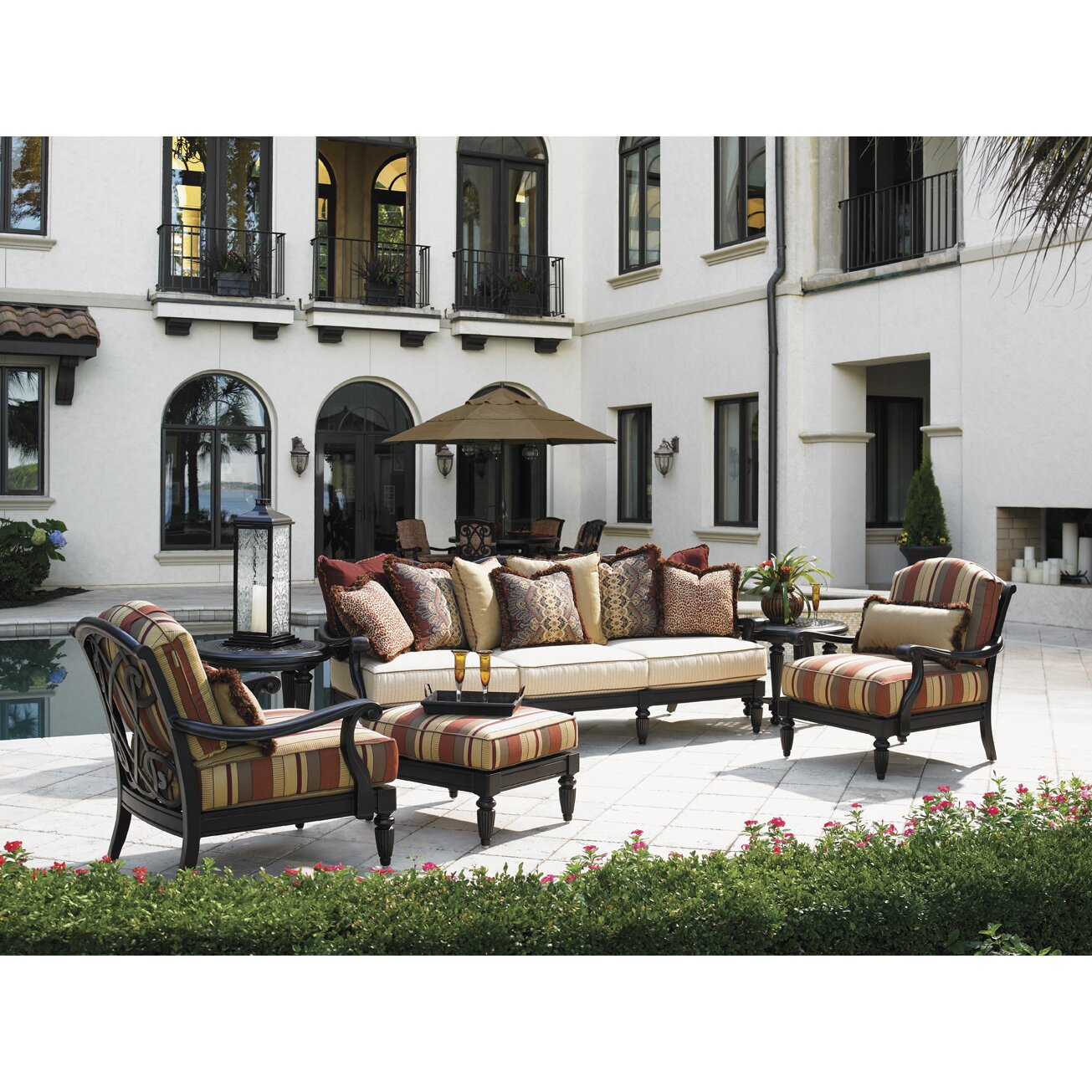 Tommy Bahama Used Patio Furniture: Tommy Bahama Outdoor Kingstown Sedona Lounge Chair And