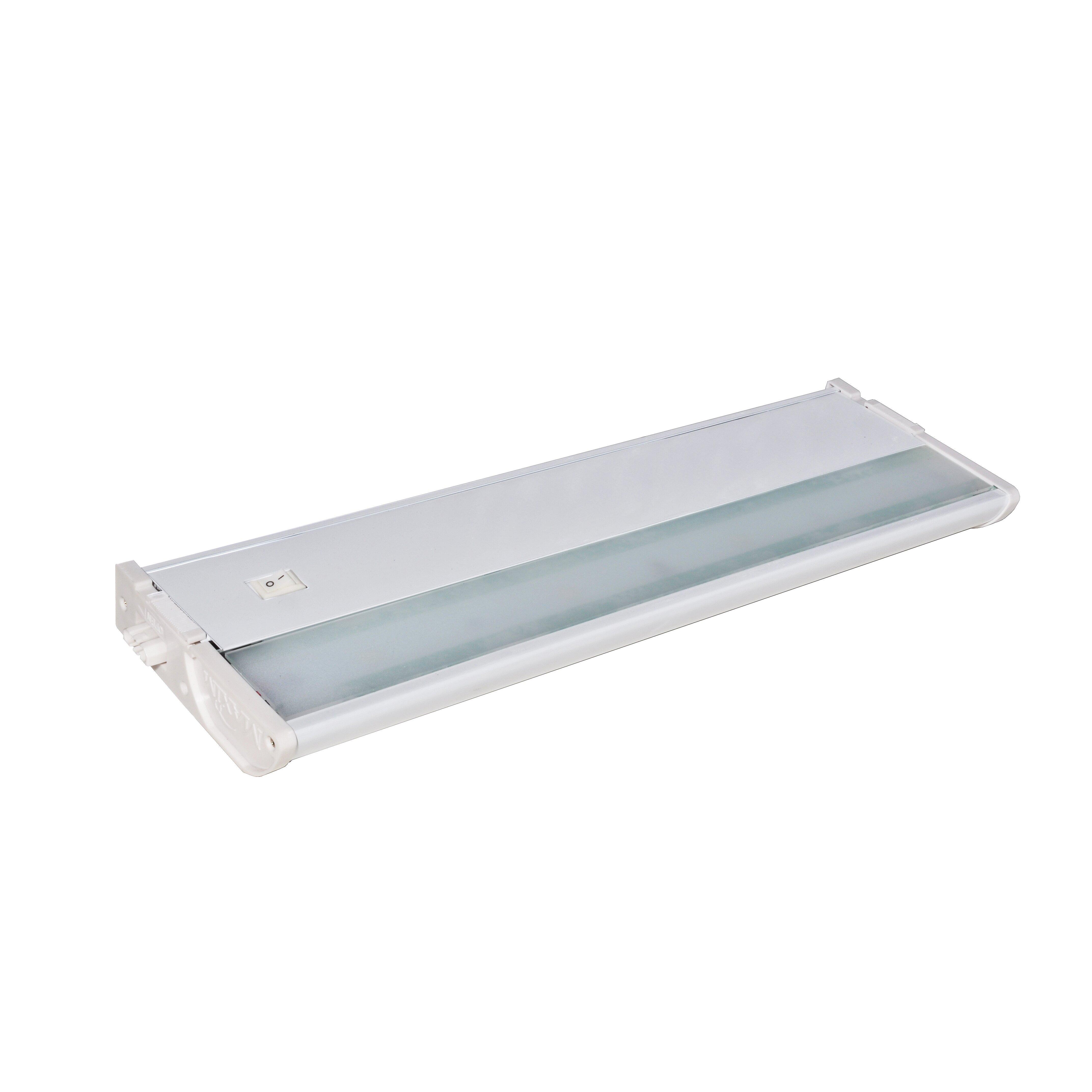 Led Ramp Under Koksskap : Maxim Lighting CounterMax MXL120DL 13 LED Under Cabinet Bar Light