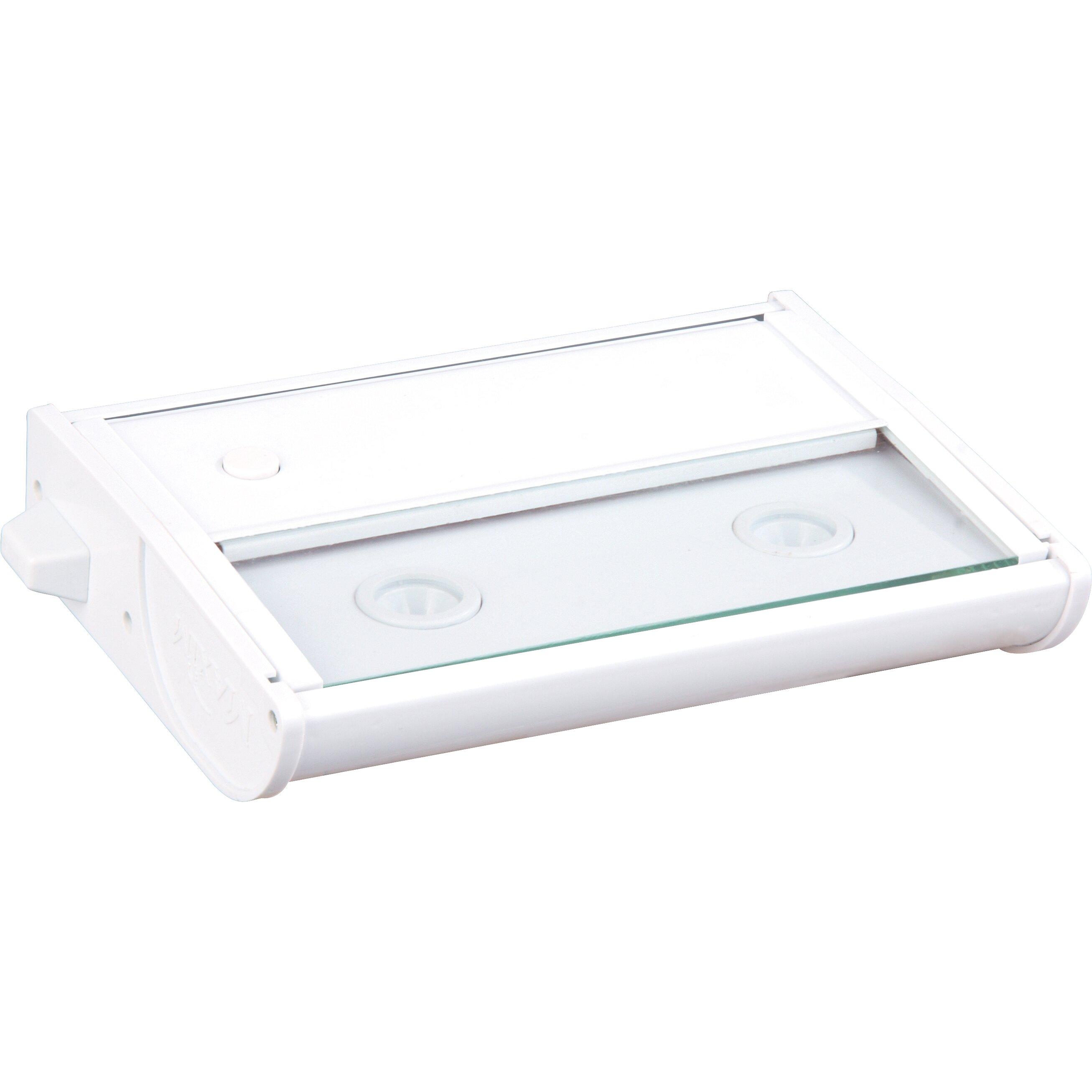 Led Ramp Under Koksskap :  Lighting Countermax MxL120D 5 LED Under Cabinet Bar Light  Wayfair