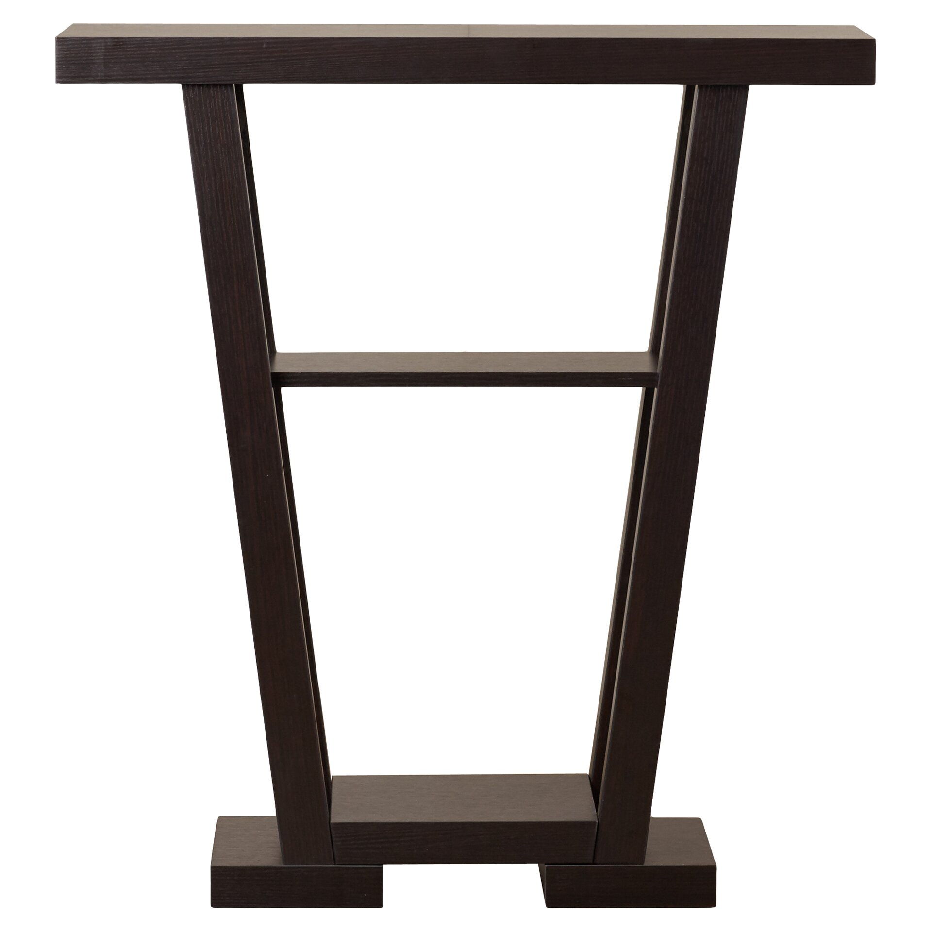 Convenience concepts newport v console table reviews for Sofa table vs console table