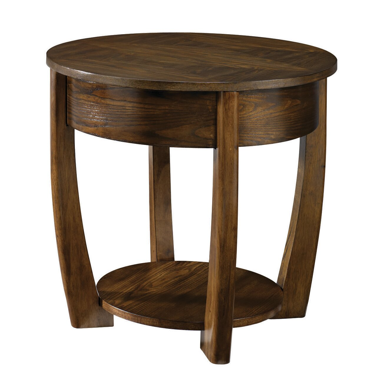 Hammary concierge end table reviews wayfair for Living room end tables