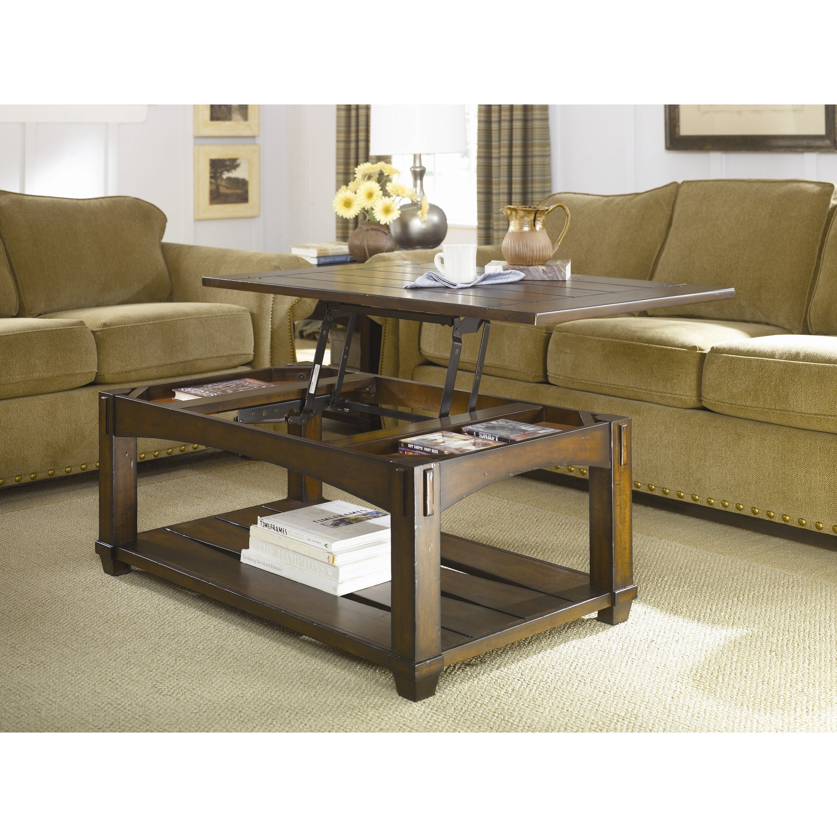3 Piece Living Room Table Set Steve Silver Clemens Rectangular