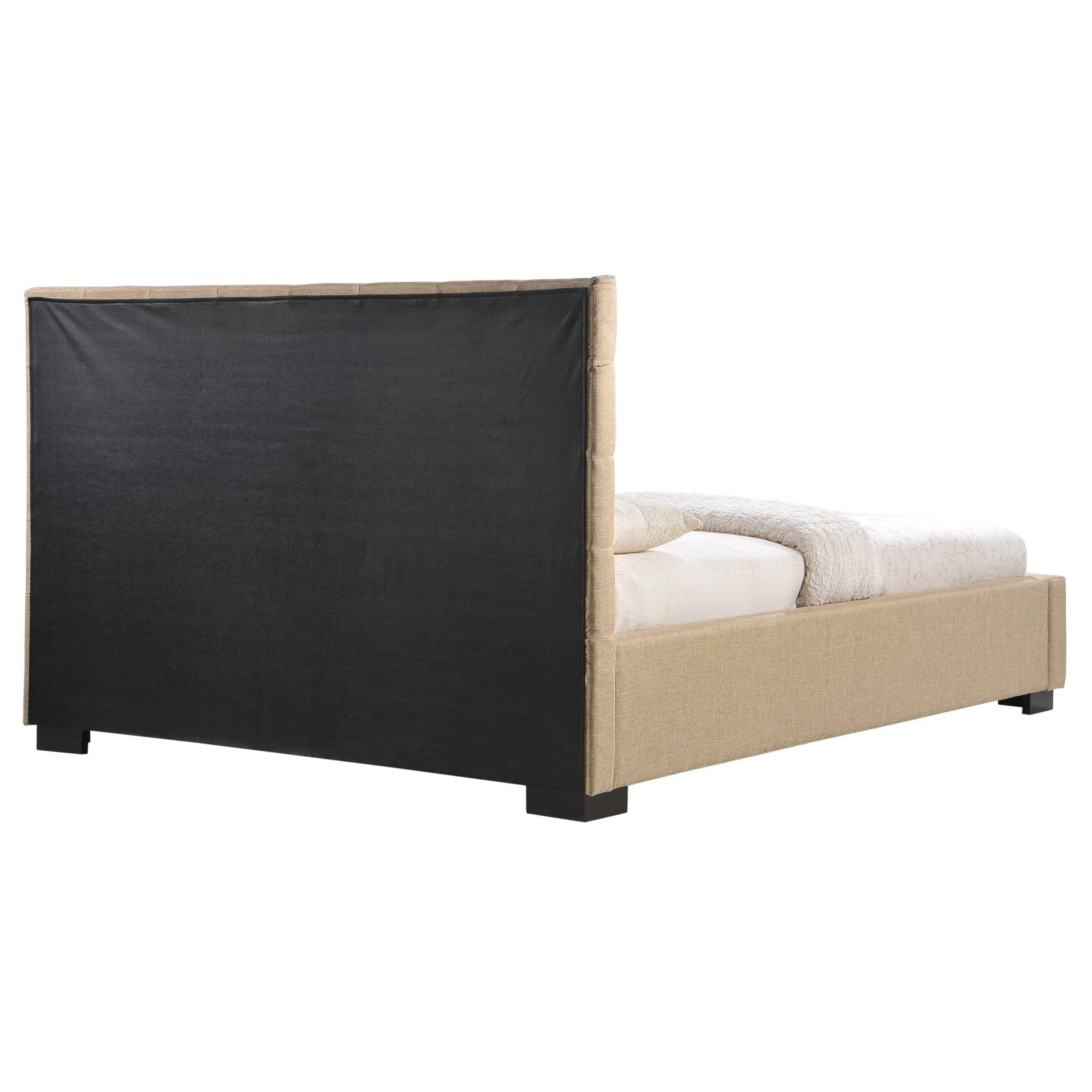 Luxeo Upholstered Platform Bed Reviews Wayfair