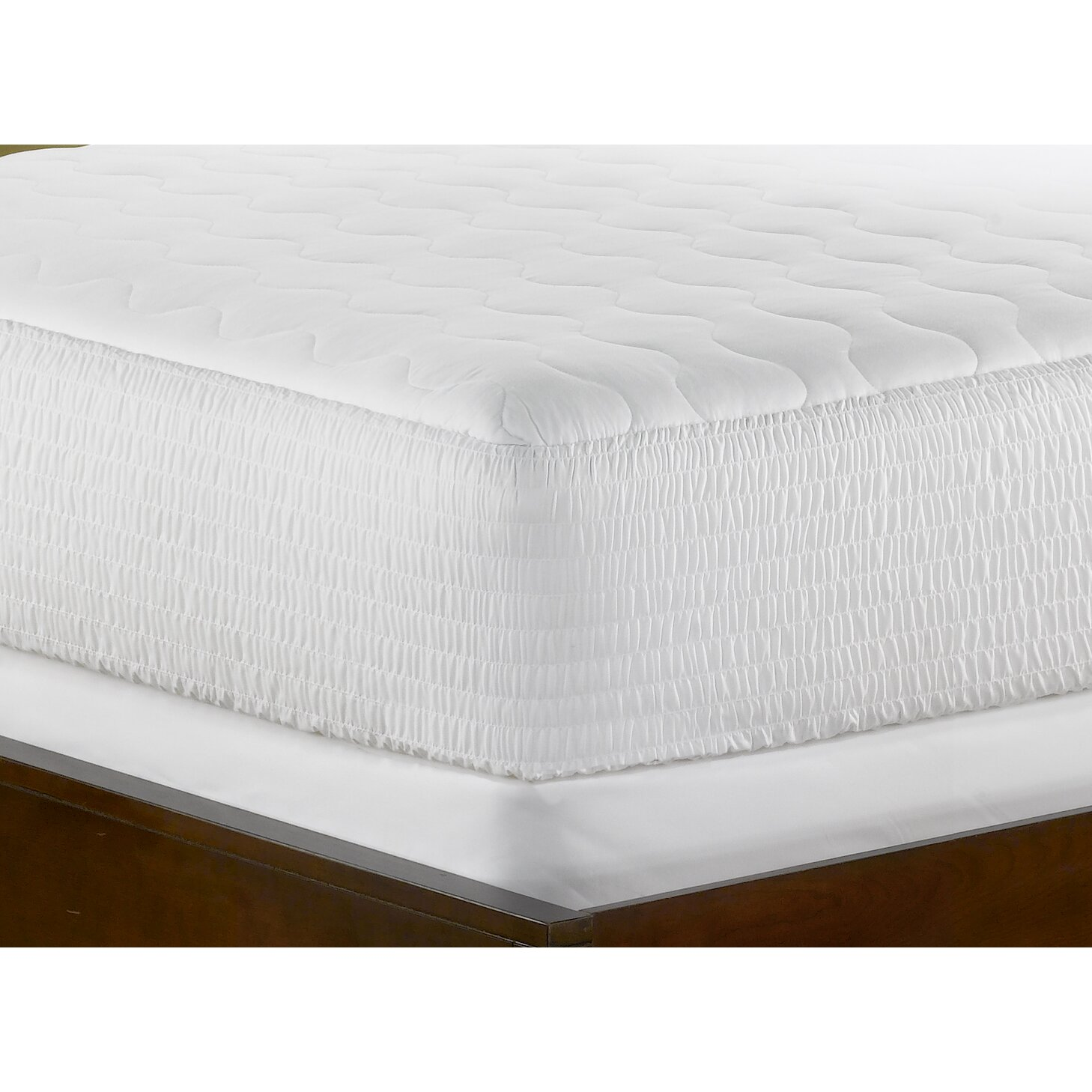 Simmons Beautyrest Odor Control Mattress Pad Amp Reviews