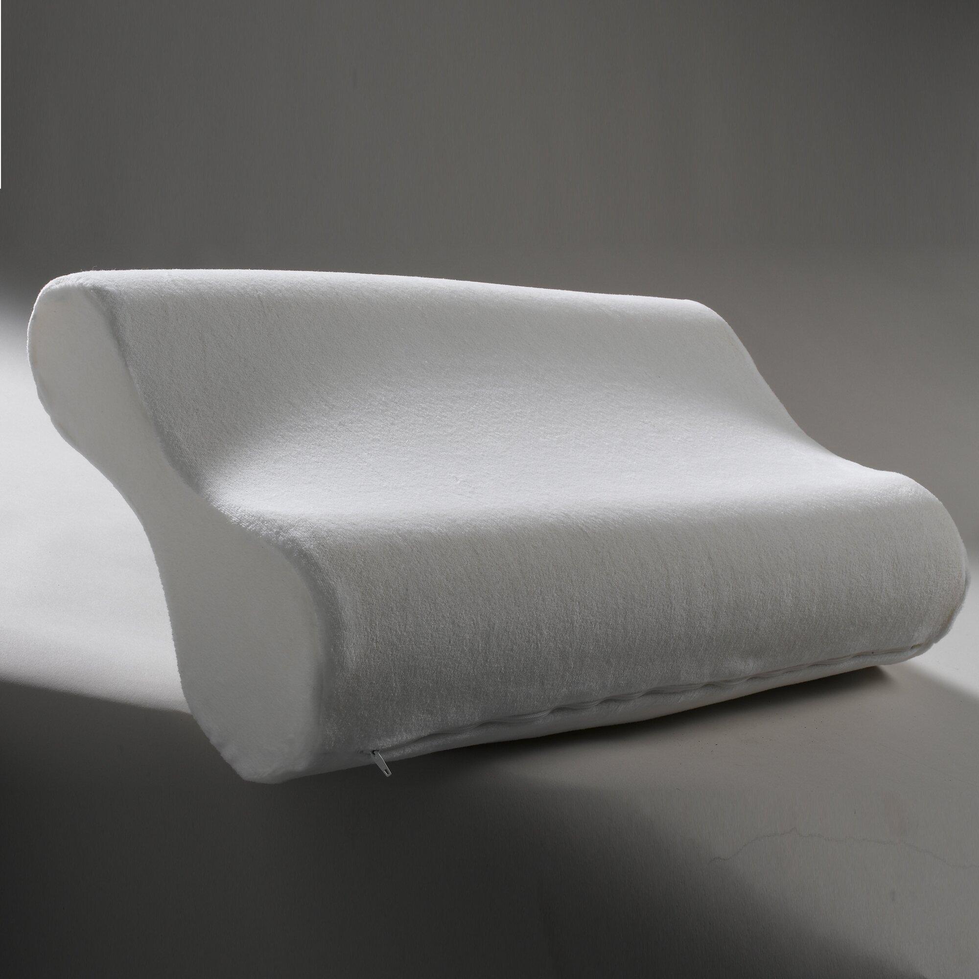 simmons beautyrest anti snore contour memory foam standard. Black Bedroom Furniture Sets. Home Design Ideas