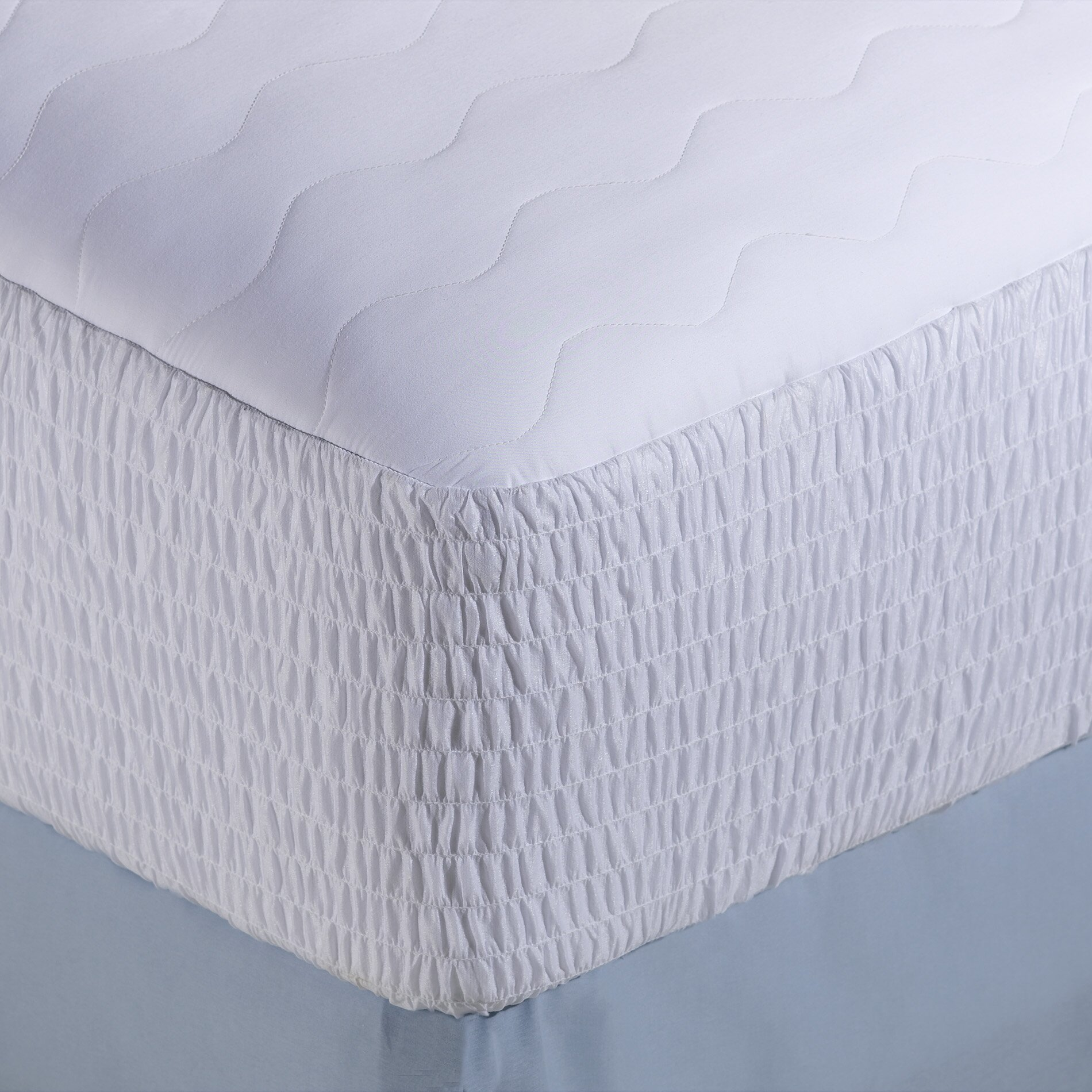 Simmons Beautyrest Polyester Mattress Pad & Reviews