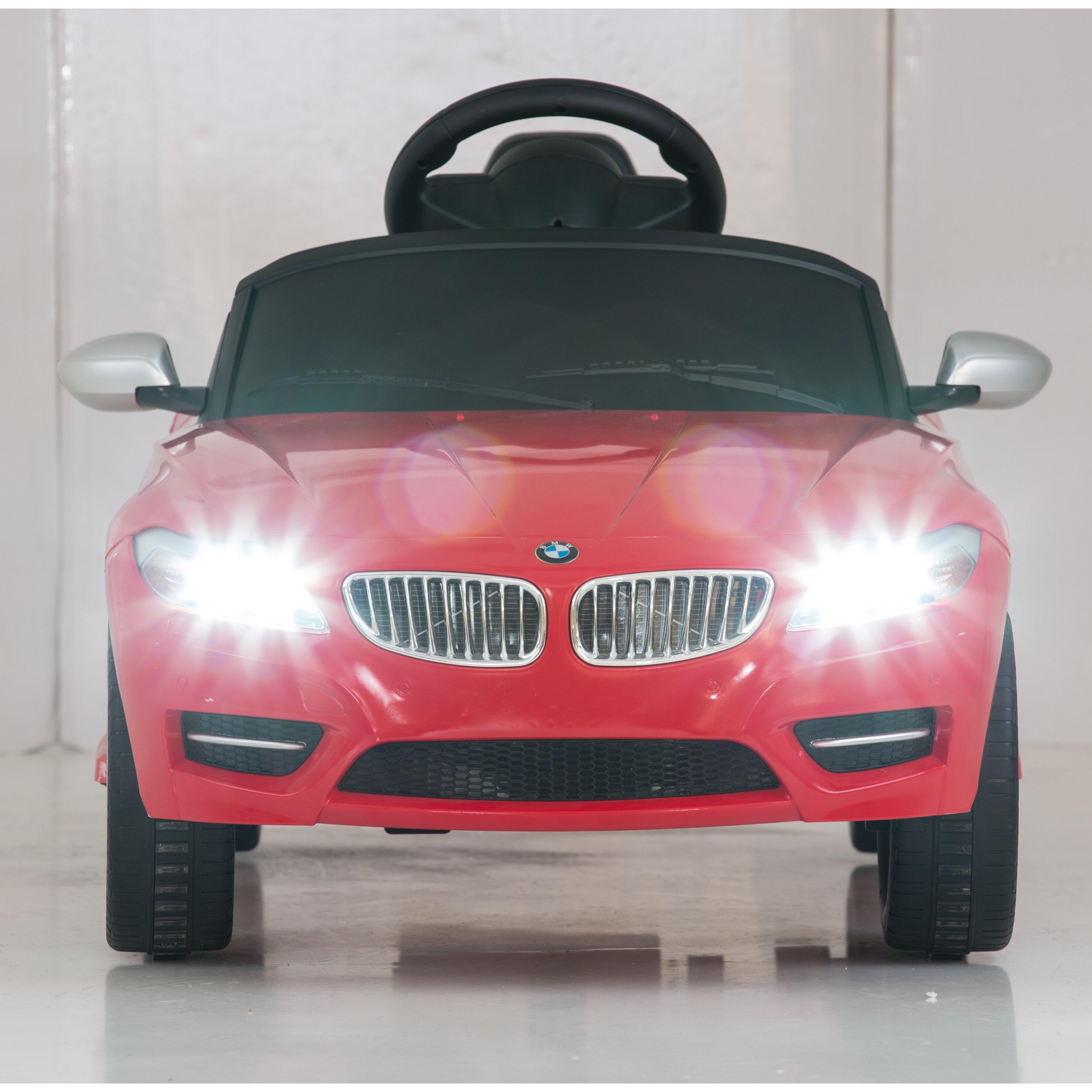 Bmw Z4 2 0 Review: Vroom Rider BMW Z4 Rastar 6V Battery Powered Car & Reviews