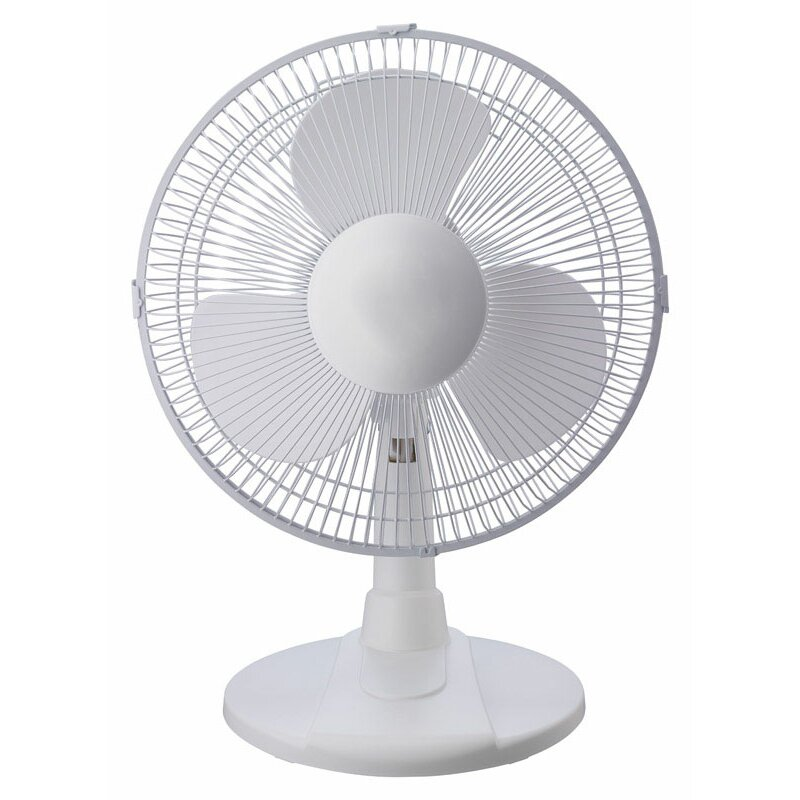 12 Oscillating Table Fan : Pelonis quot oscillating table fan wayfair