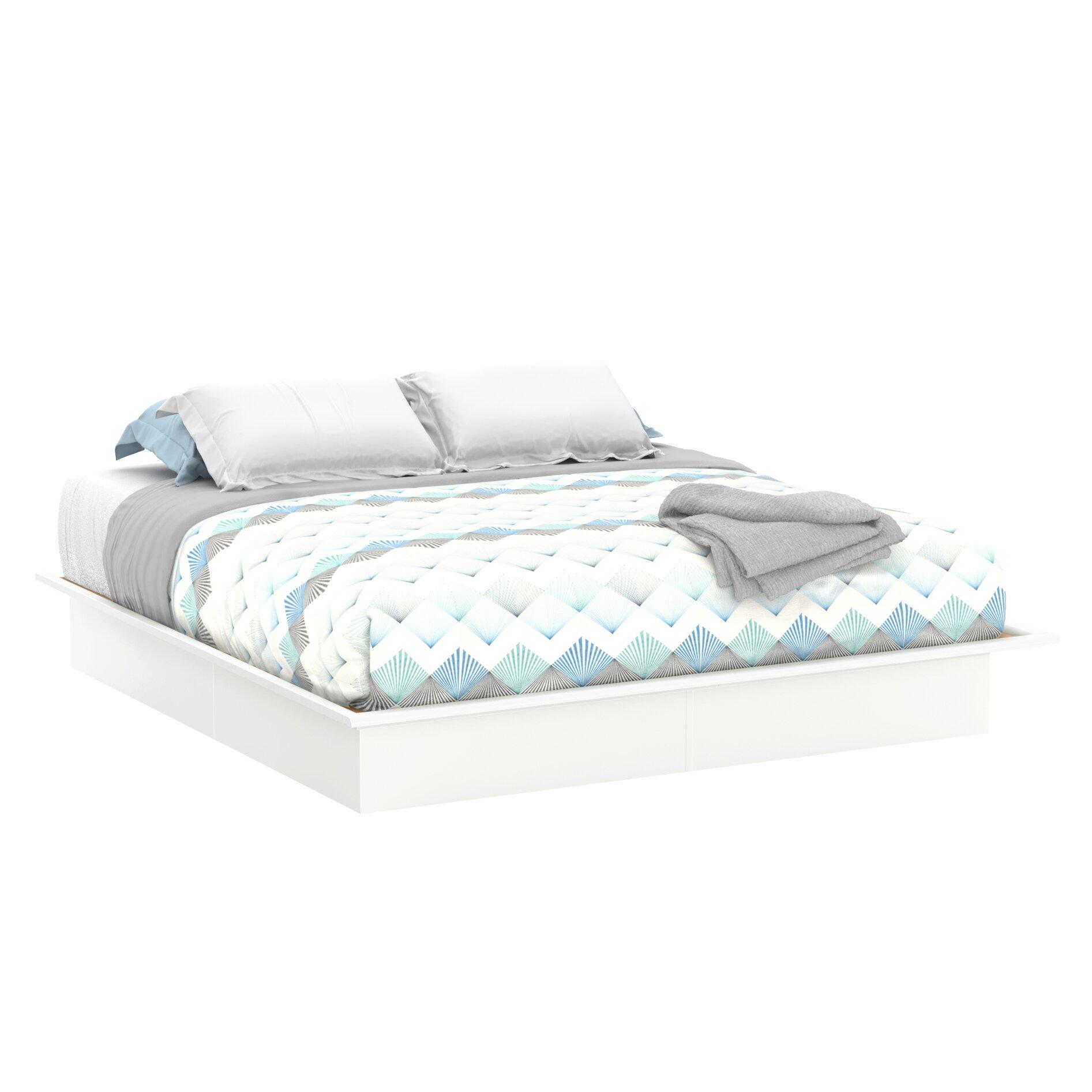 South Shore Newbury Storage Platform Bed Reviews