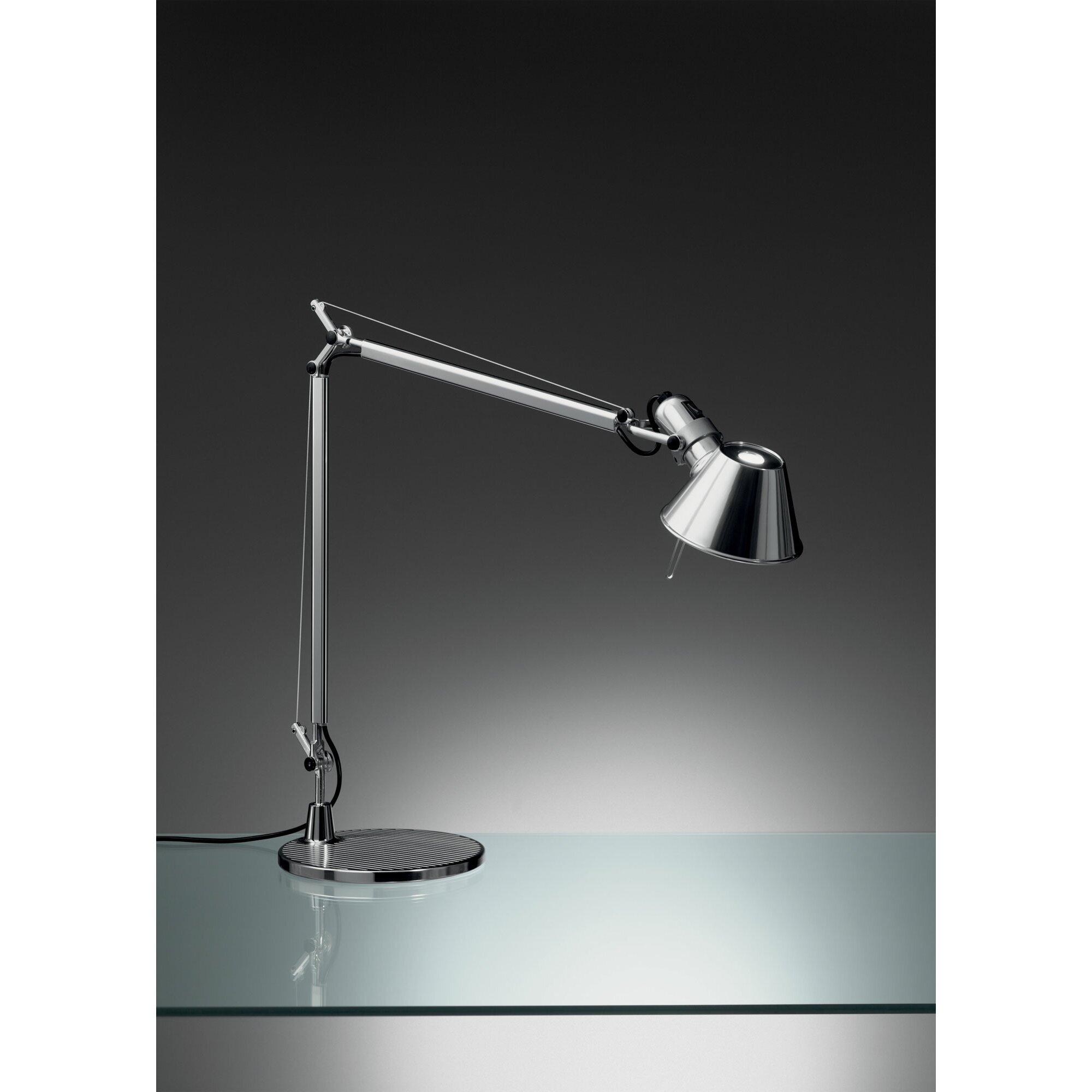 artemide tolomeo micro table lamp reviews wayfair. Black Bedroom Furniture Sets. Home Design Ideas