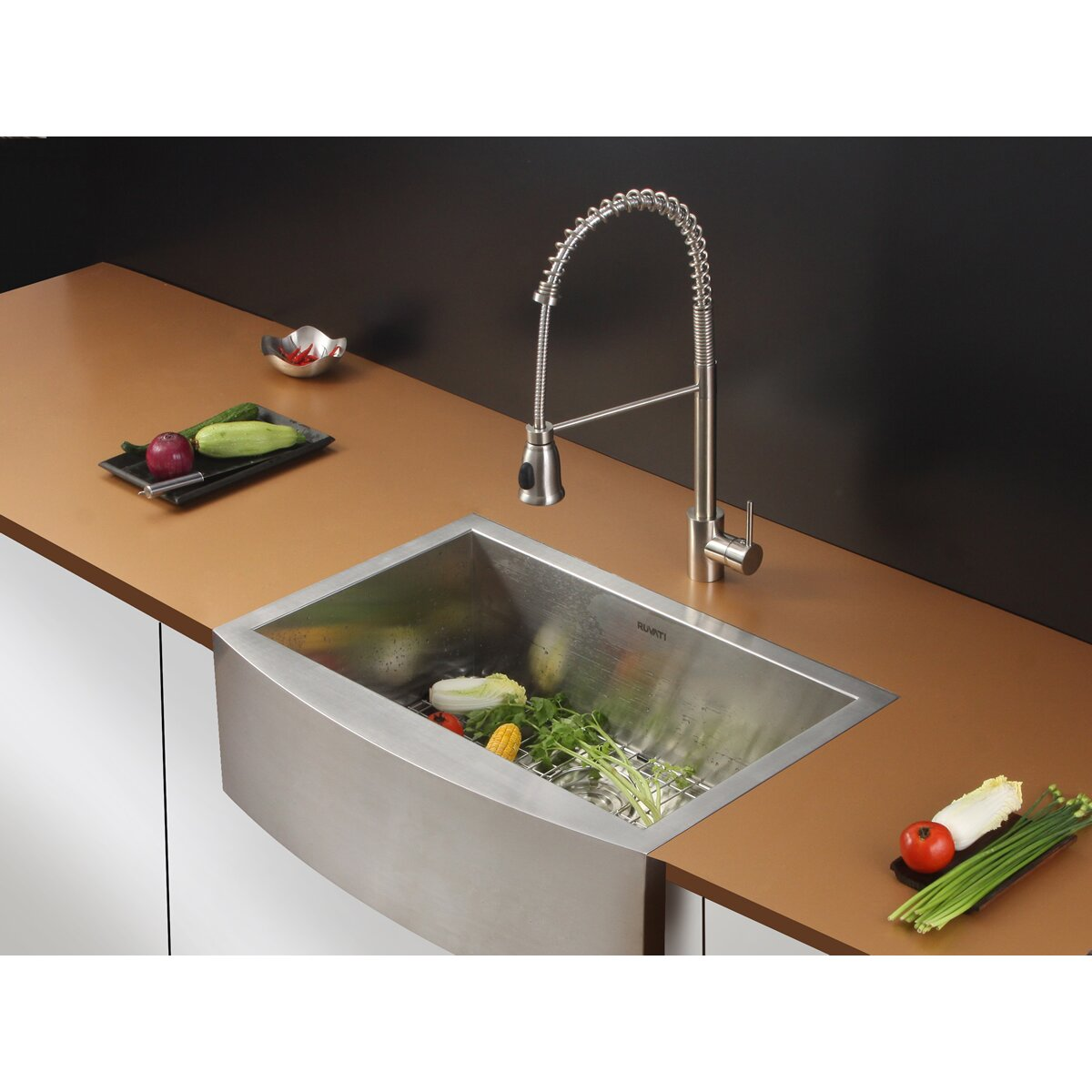 30 Kitchen Sink : Ruvati 30