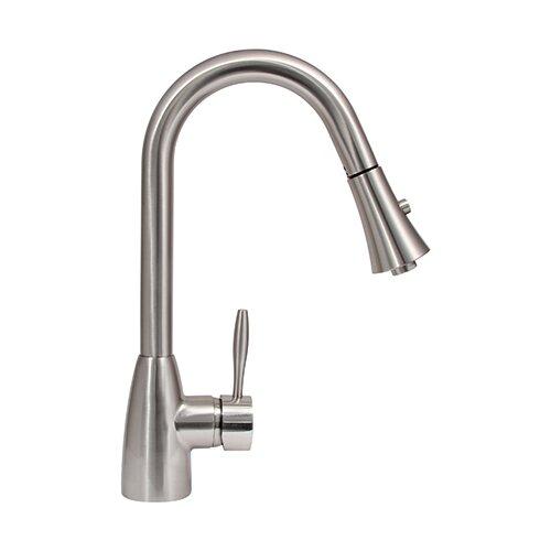 dyconn faucet platinum series gila single handle pull out