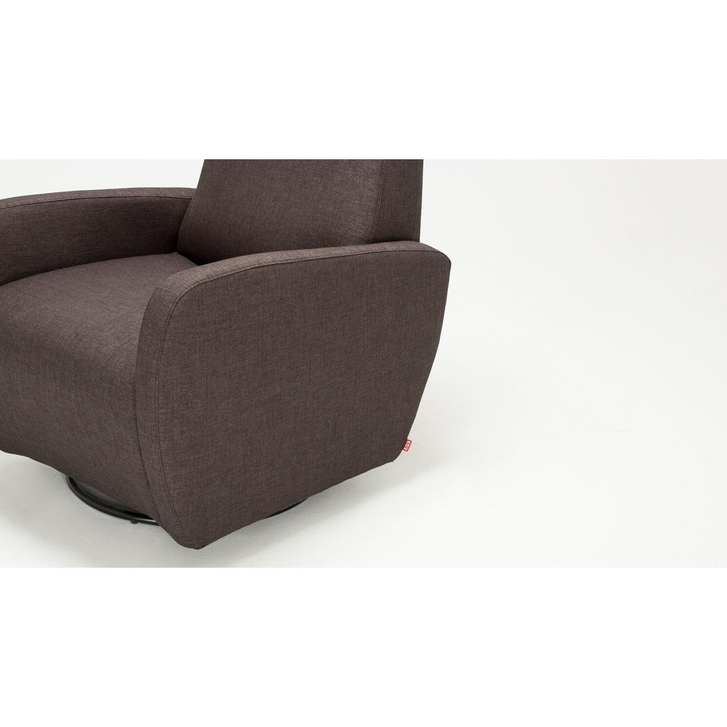 eq3 karbon swivel arm chair wayfair
