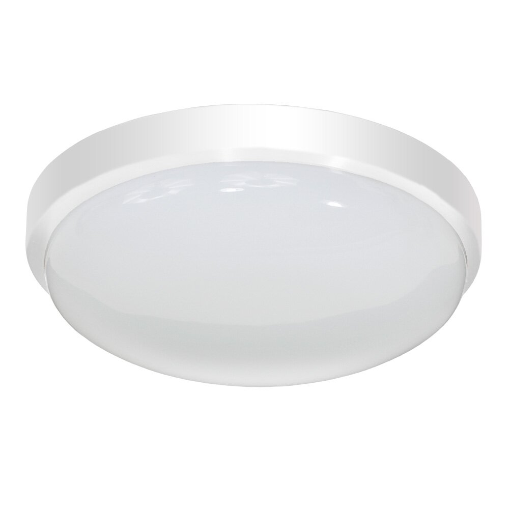 Round Flush Wall Lights : Jesco Lighting Envisage Classic Round LED Flush Mount/Wall Sconce & Reviews Wayfair
