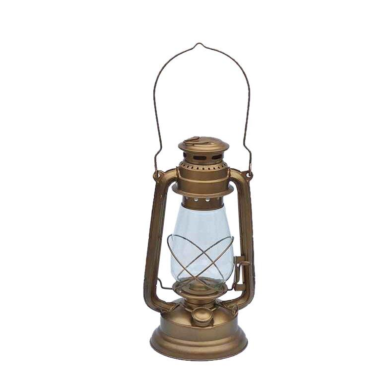 Handcrafted nautical decor hurricane oil lantern wayfair for Decor lanterns