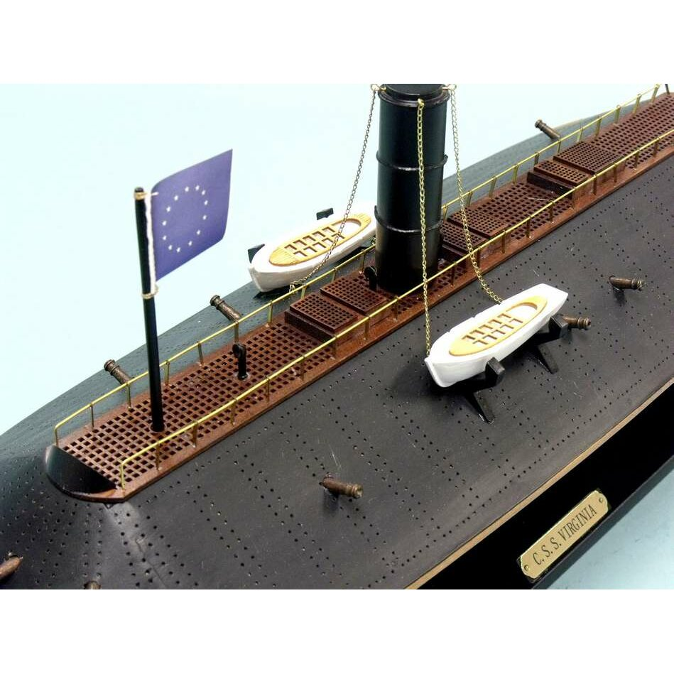 handcrafted nautical decor css virginia limited model ship