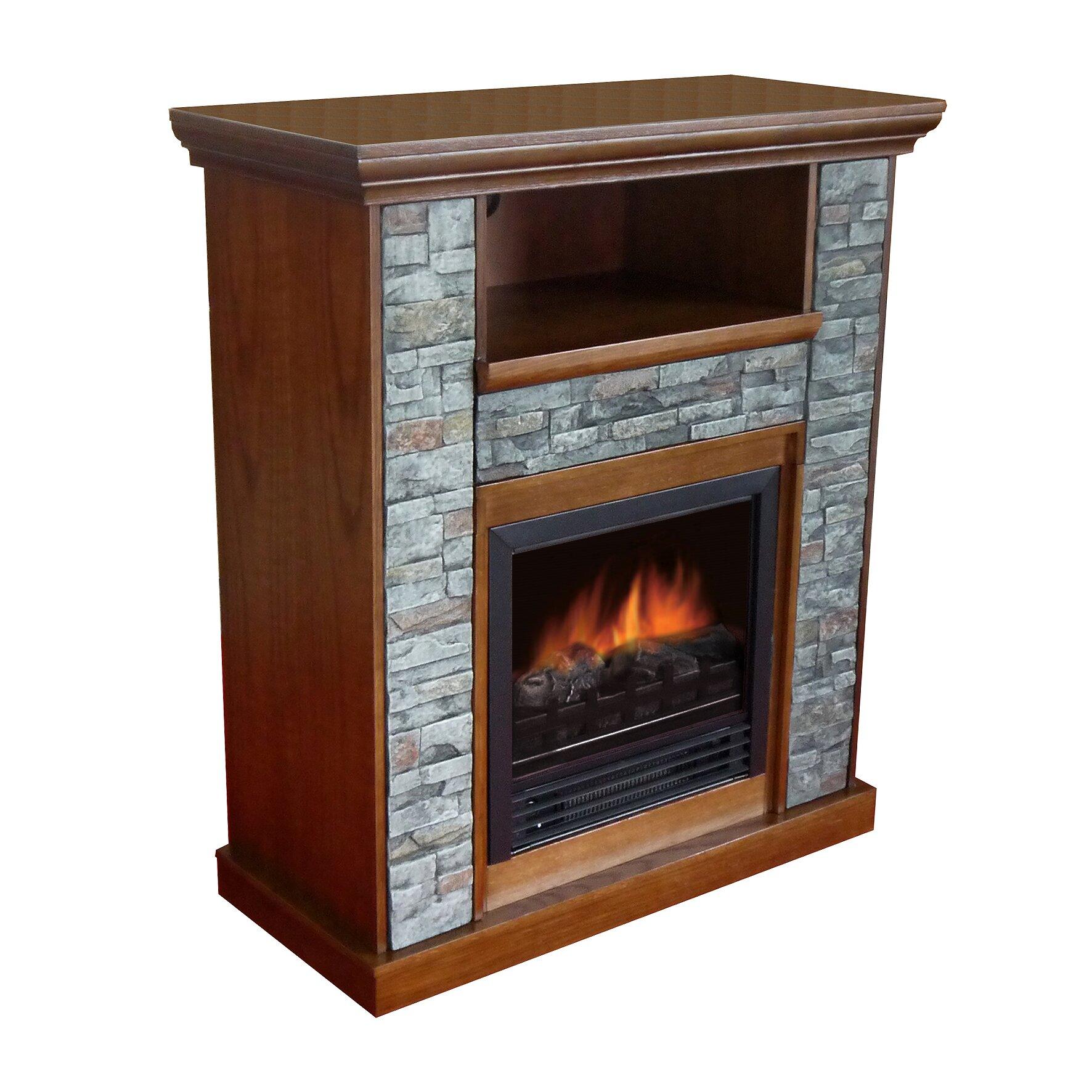 Stonegate Ashville Electric Fireplace Reviews Wayfair