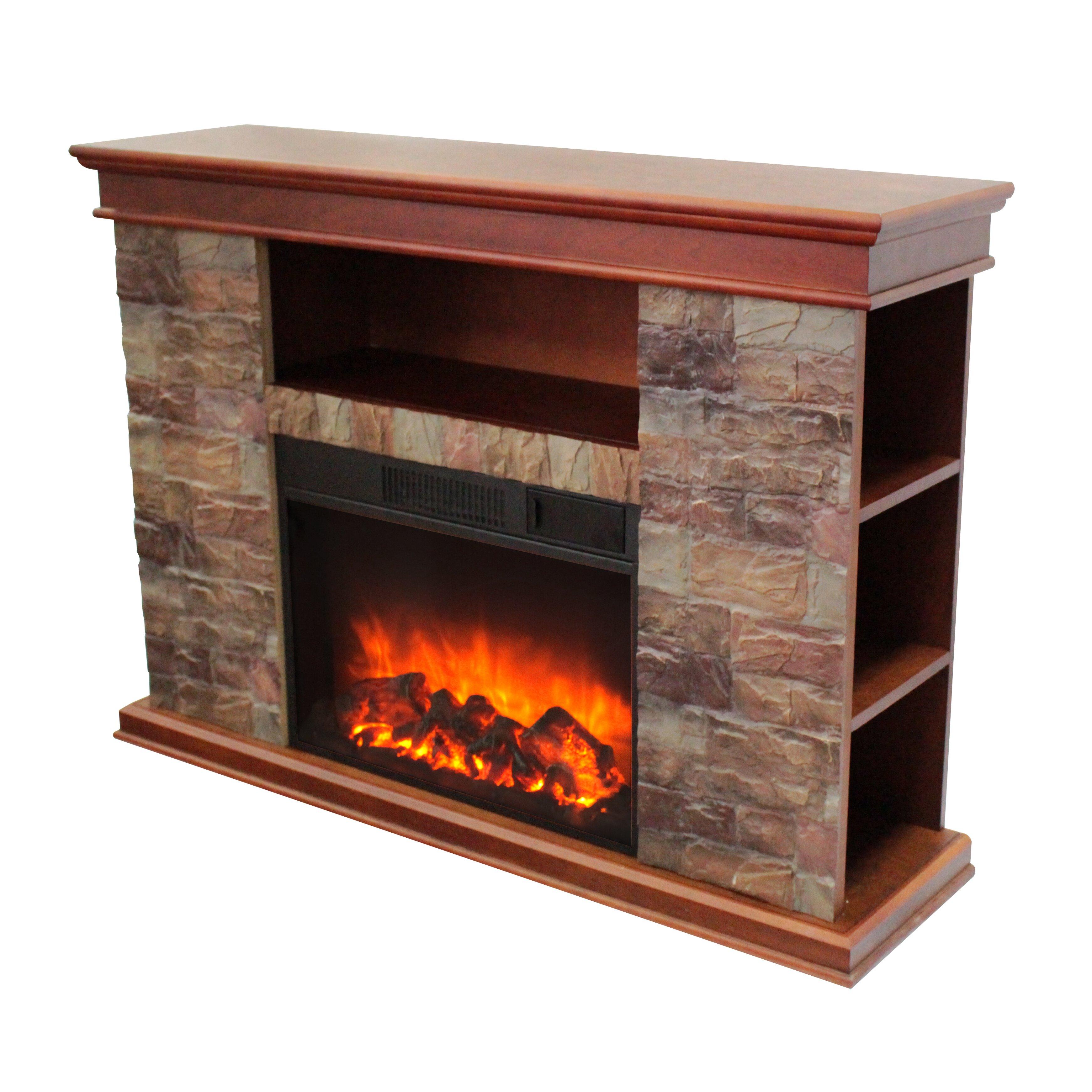 Stonegate Sanibel Electric Fireplace Reviews Wayfair