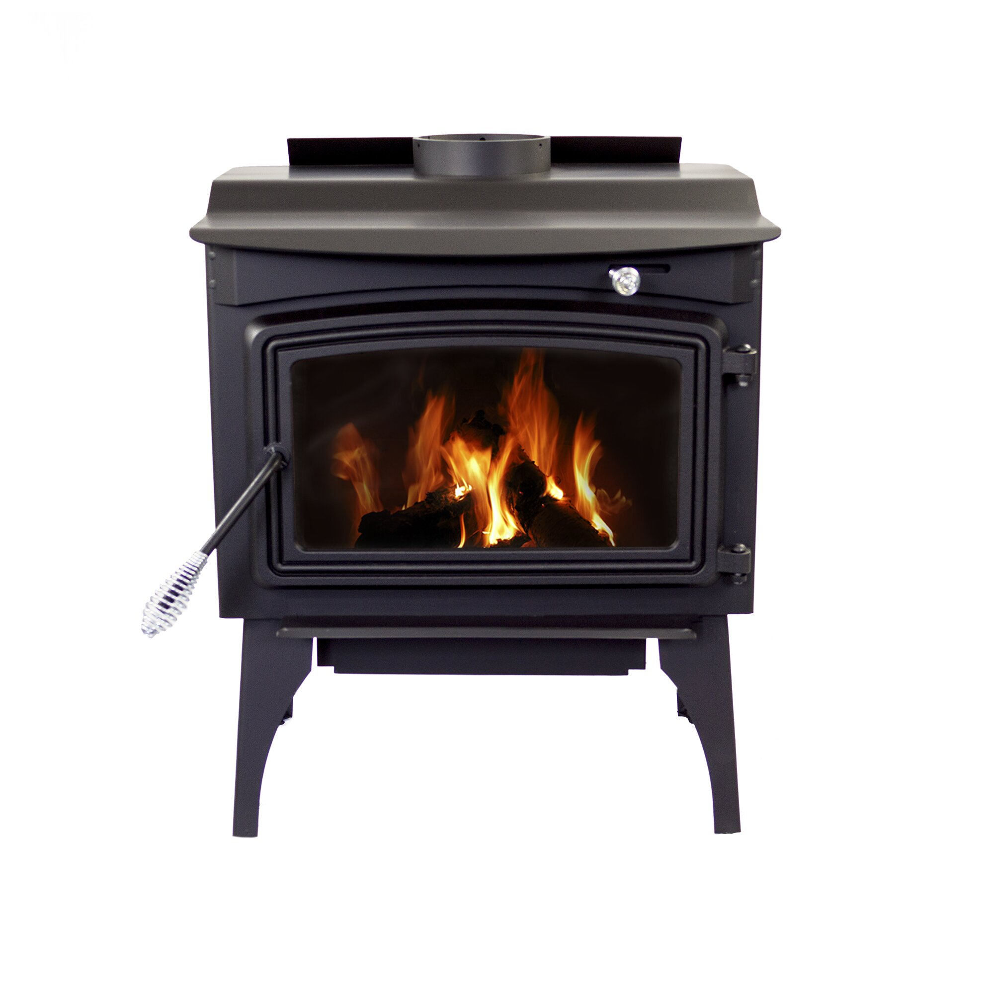 Dyna Glo Pleasant Hearth Wood Burning Fireplace Wayfair