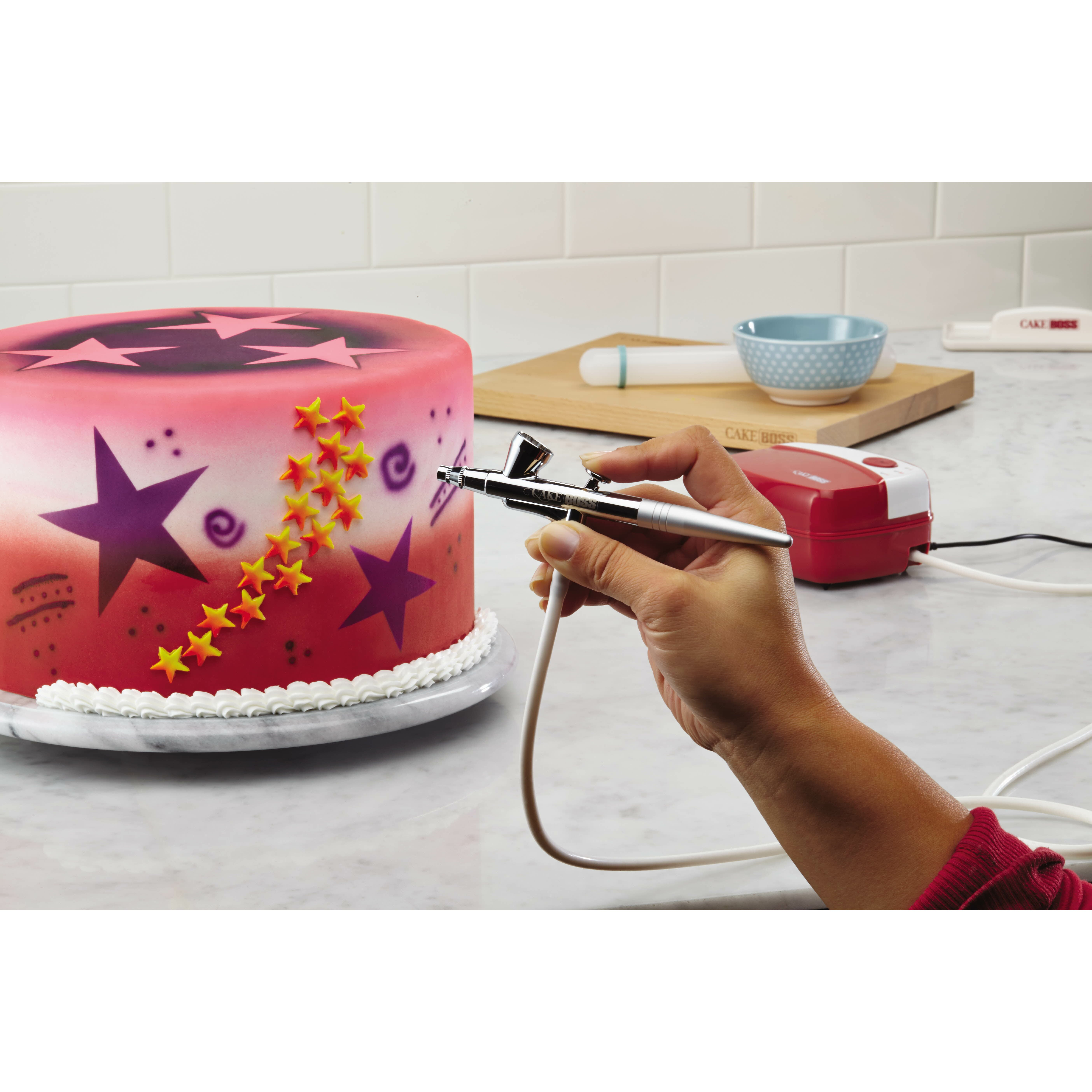 Cake Boss Cake Decorating Airbrush Kit : Cake Boss Airbrushing Kit & Reviews Wayfair