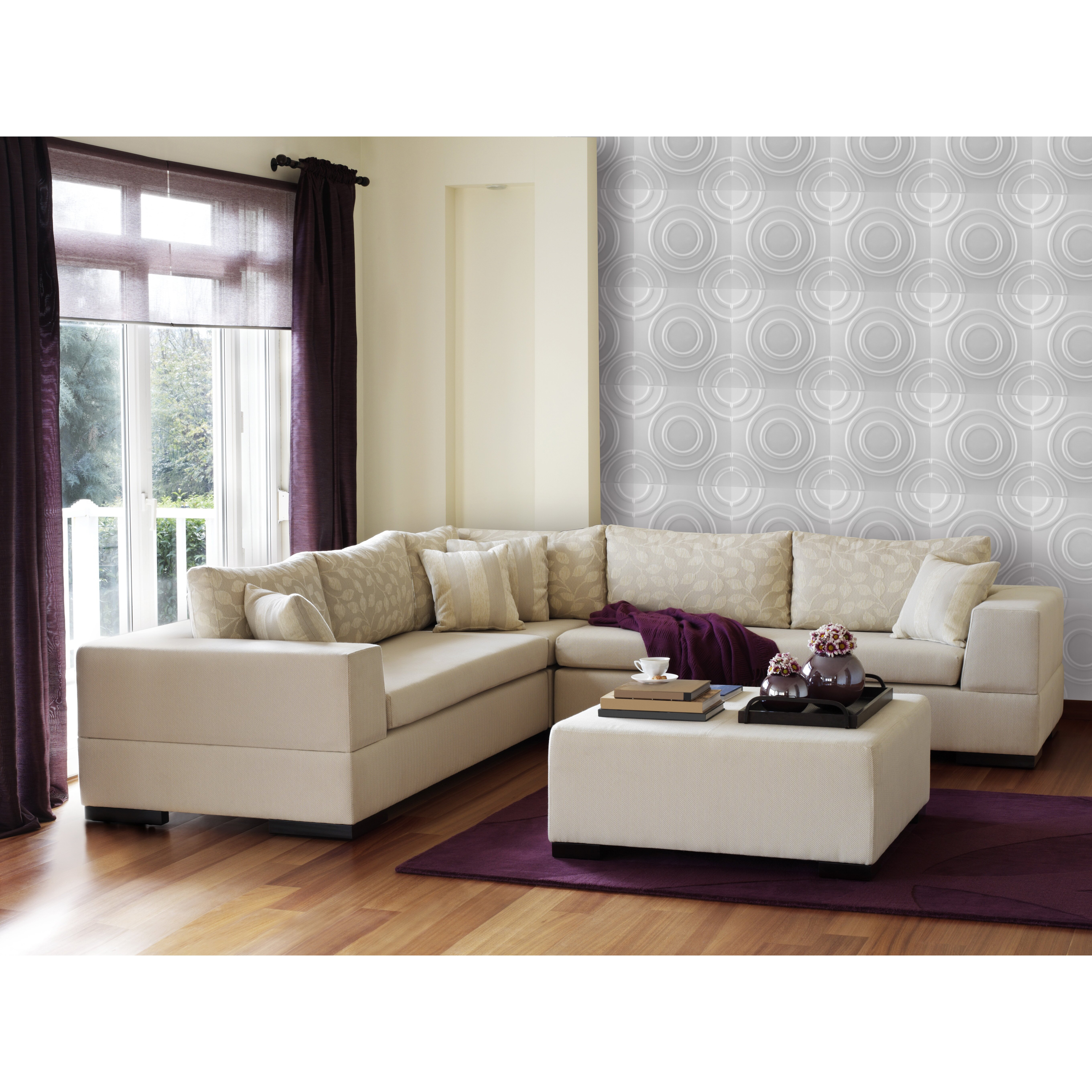 and bamboo peel stick mosaic tile in off white reviews wayfair