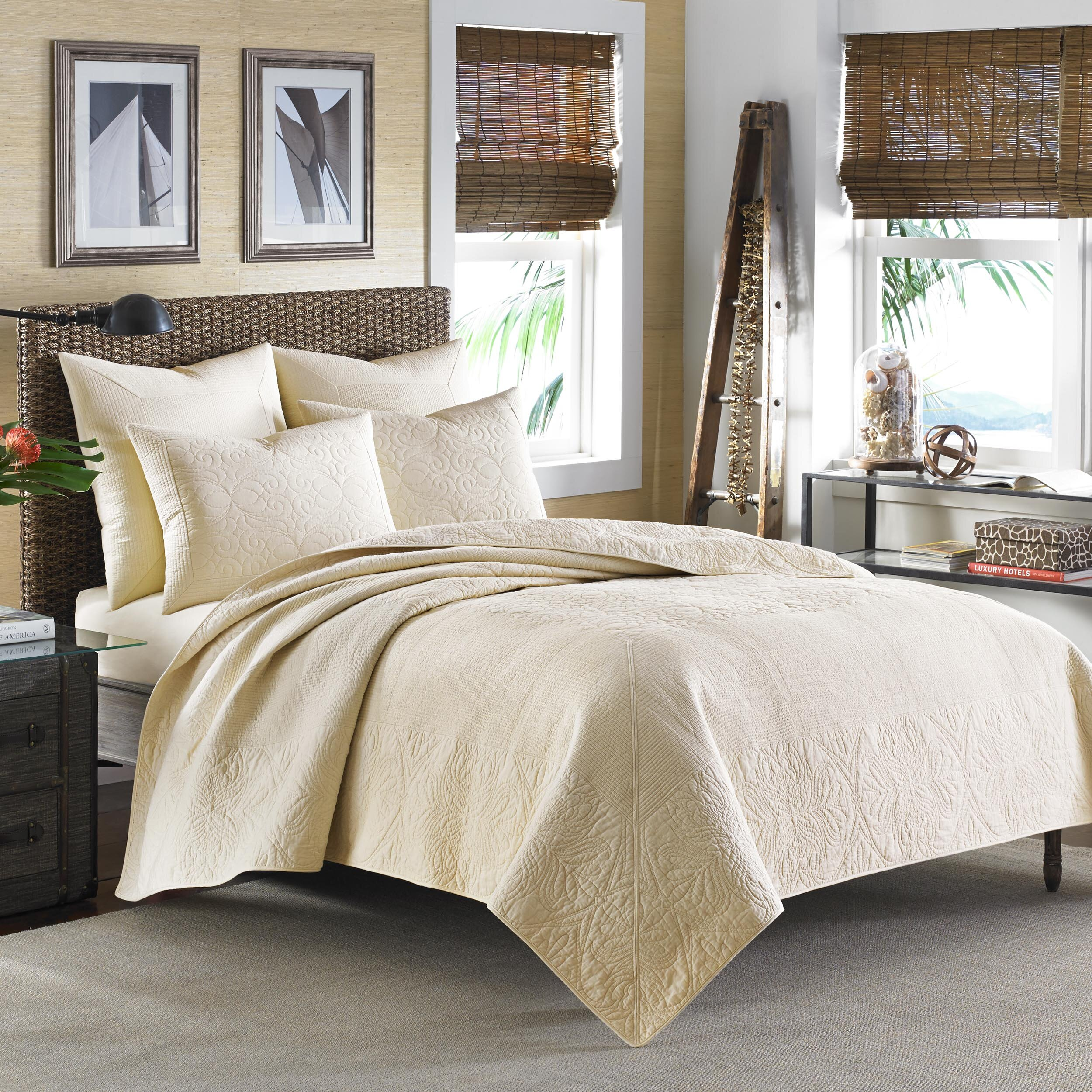 Tommy bahama bedding nassau quilt collection reviews Tommy bahama bedding