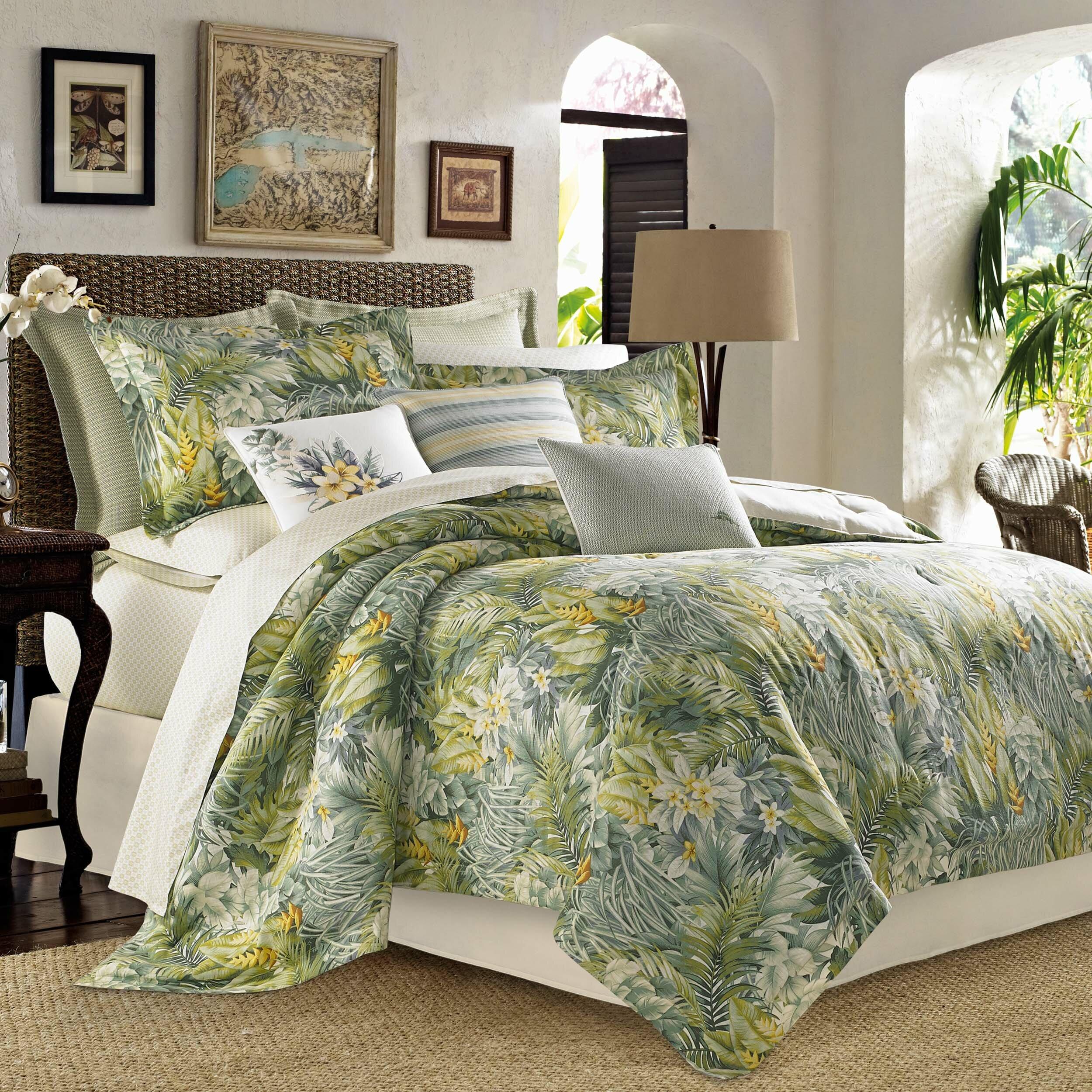 Tommy Bahama Bedding Cuba Cabana Comforter Collection