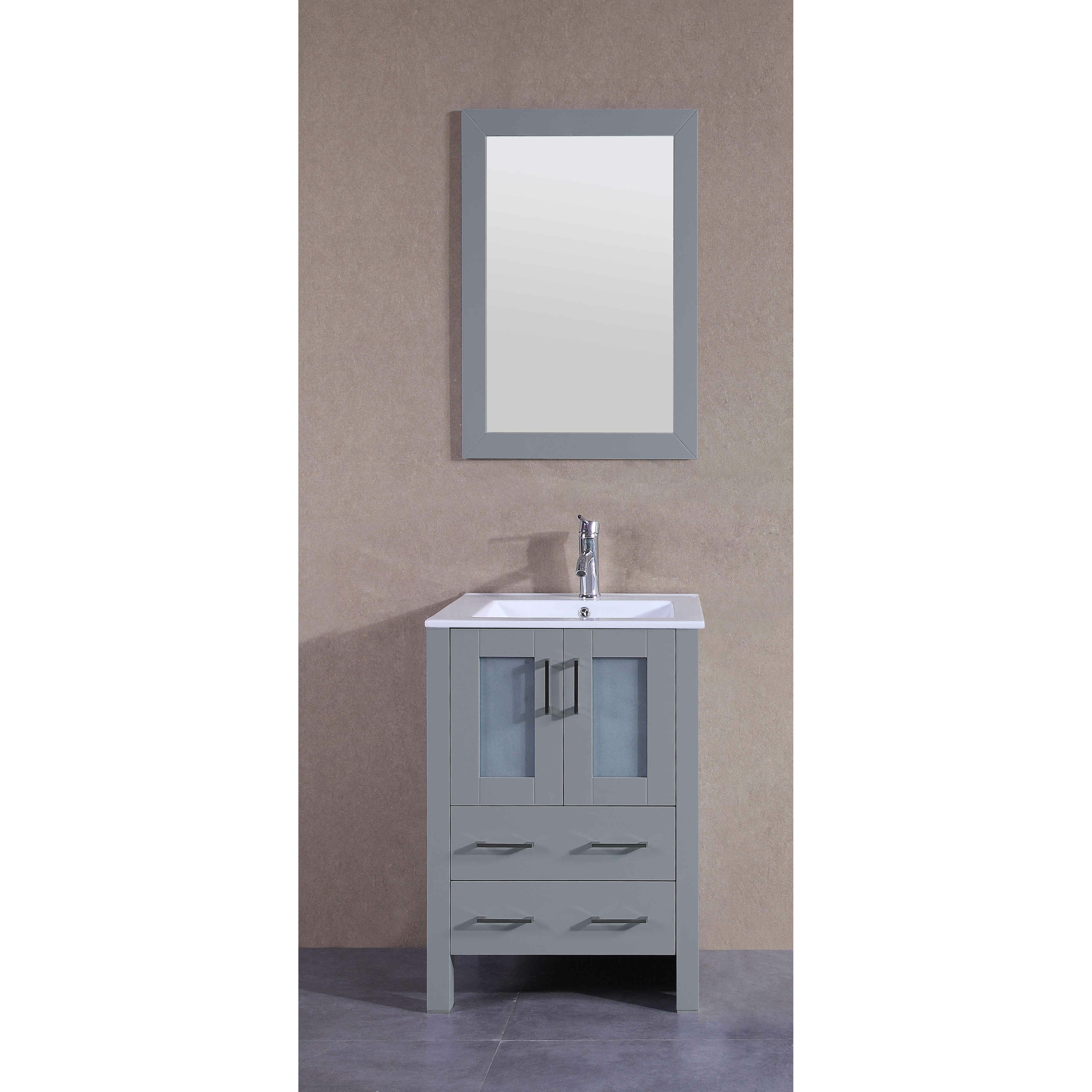 bosconi 24 4 single bathroom vanity set with mirror wayfair