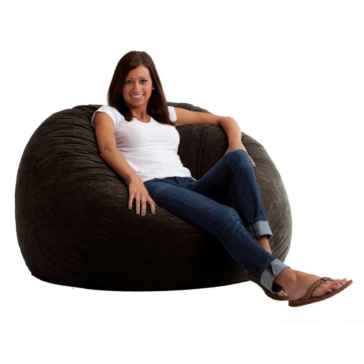 Comfort Research Fuf Bean Bag Chair & Reviews | Wayfair