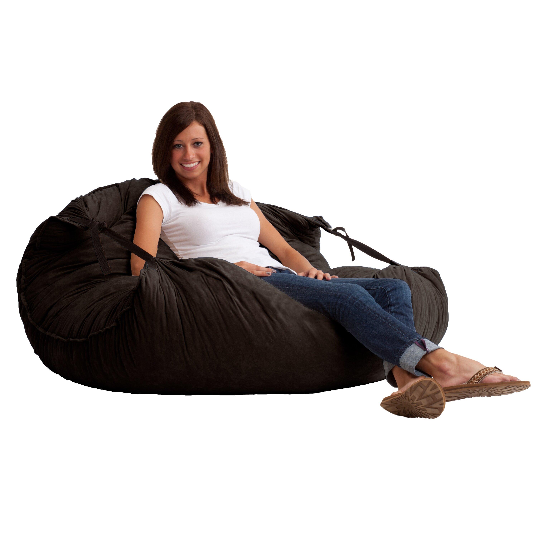 Comfort Research Fuf Bean Bag Lounger Amp Reviews Wayfair