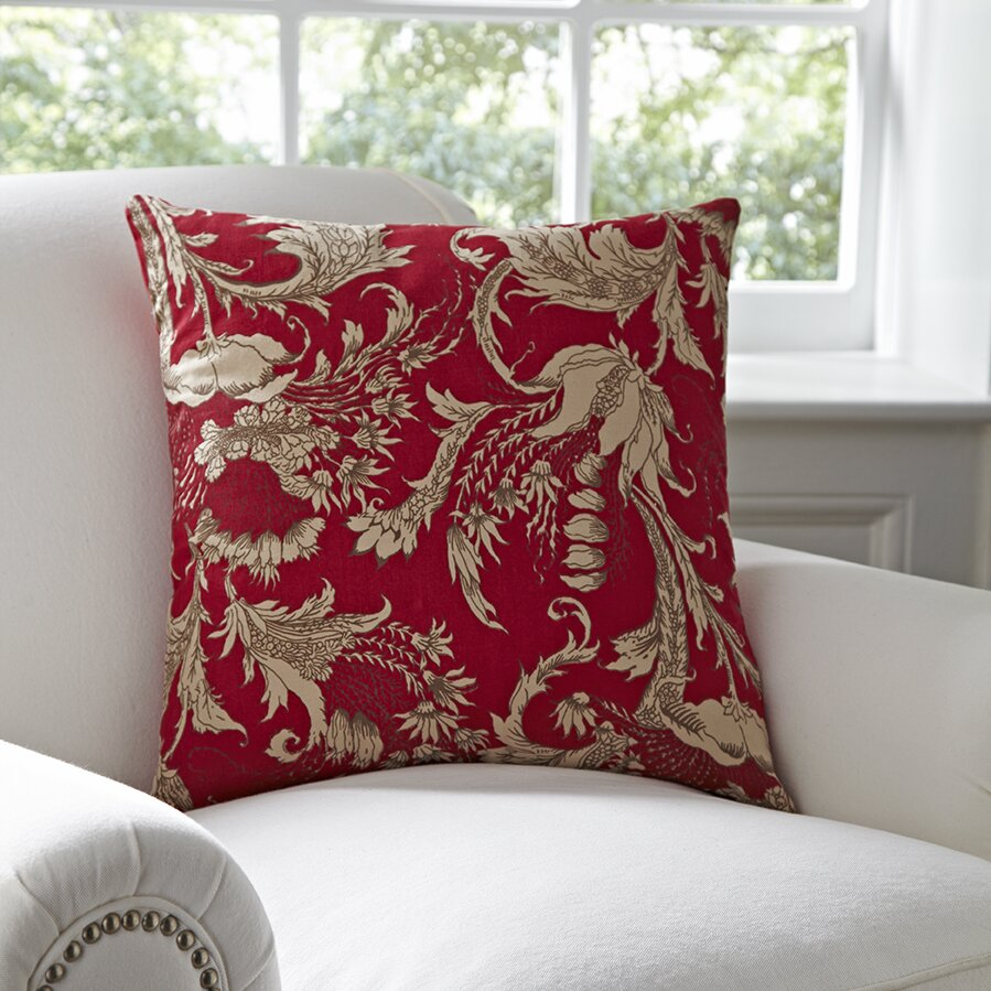 Wayfair Decorative Pillow Covers : Birch Lane Vivi Pillow Cover & Reviews Wayfair