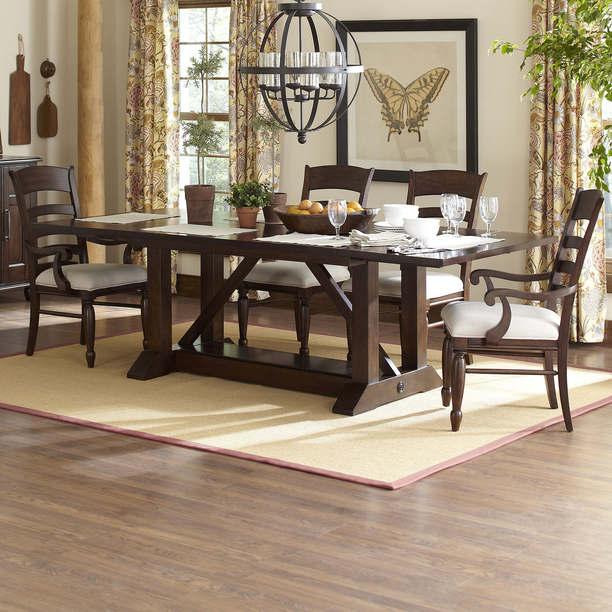 Birch lane lisbon extending dining table reviews for Wayfair dining table