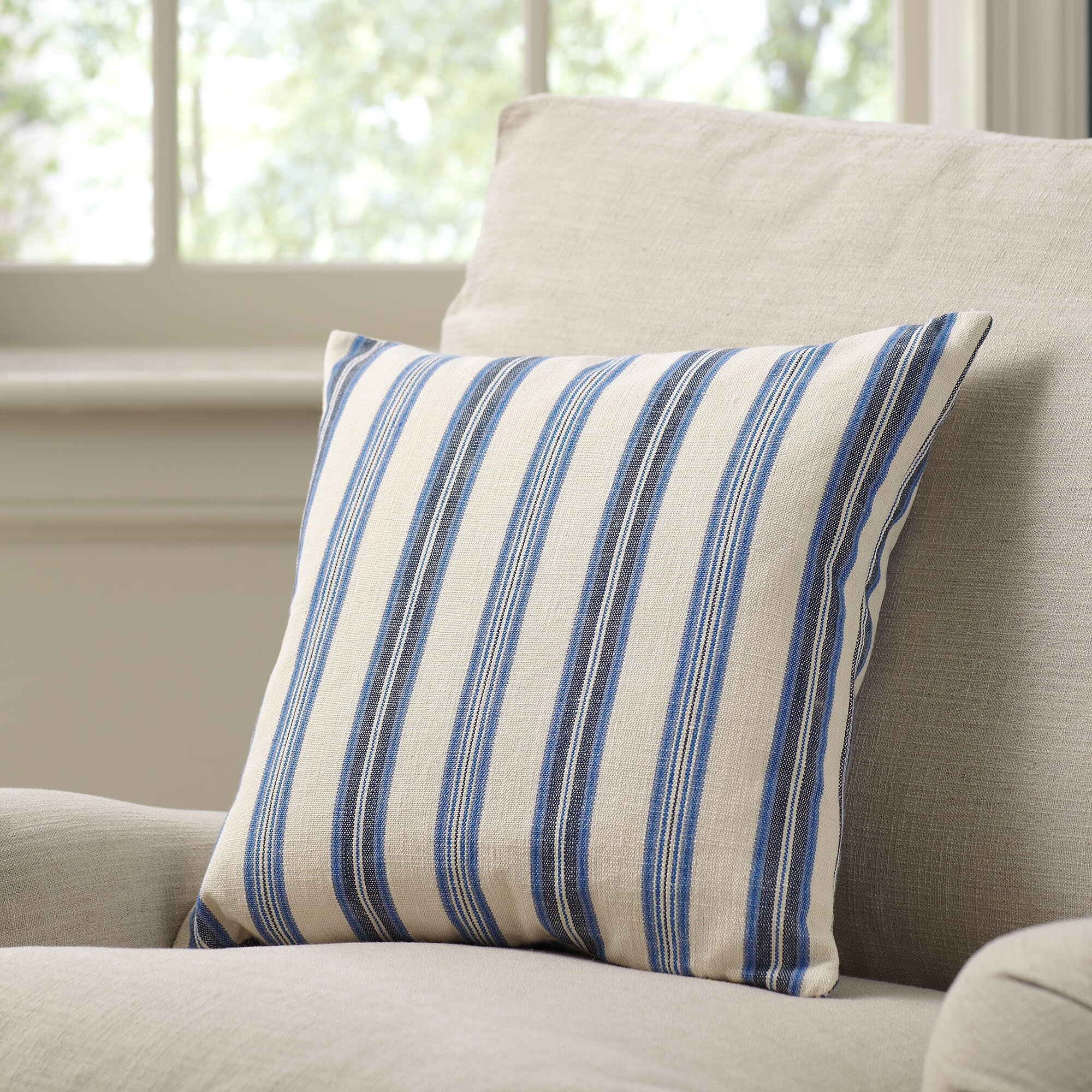 Wayfair Decorative Pillow Covers : Birch Lane Nottingham Pillow Cover Wayfair